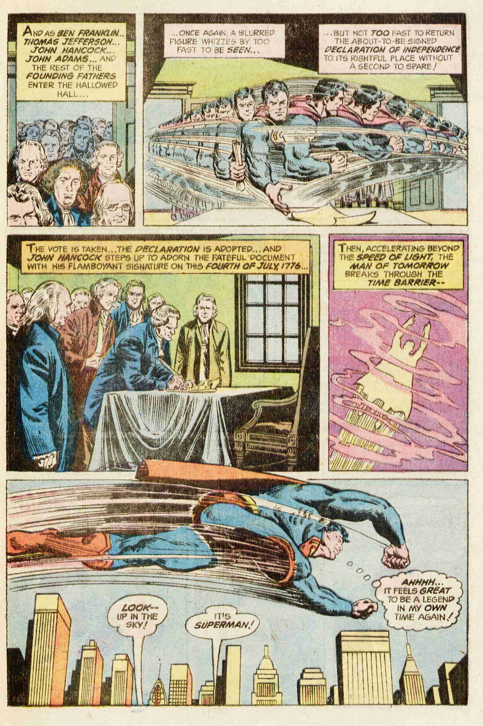 Read online Action Comics (1938) comic -  Issue #463 - 14