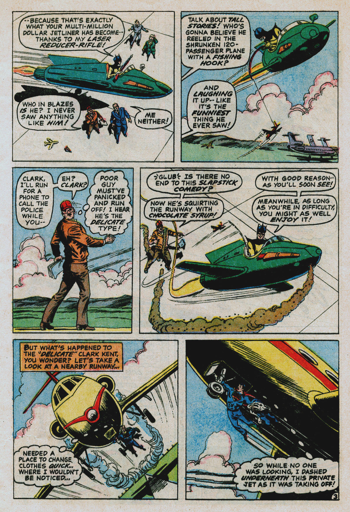 Read online Action Comics (1938) comic -  Issue #432 - 5