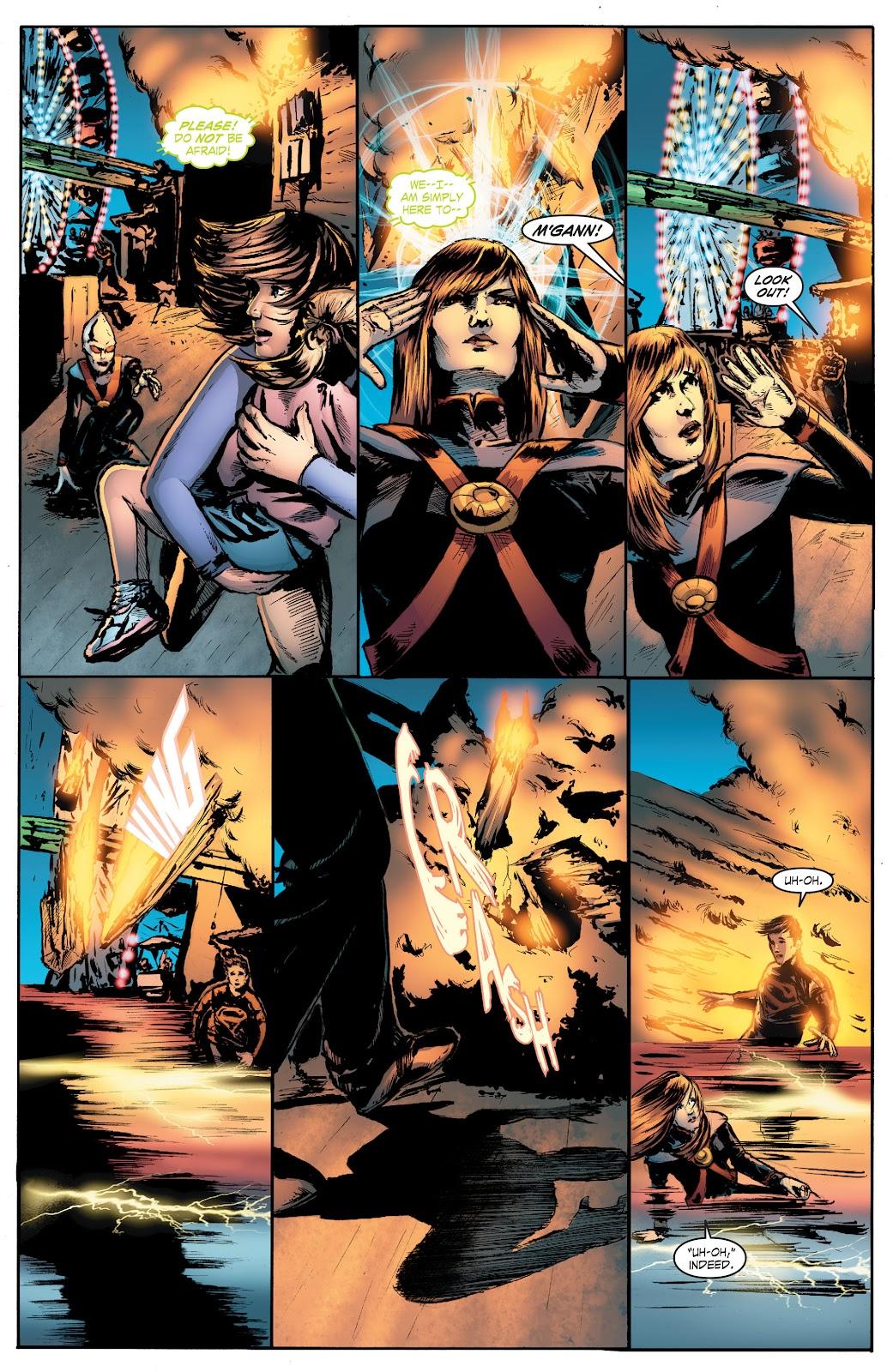 Read online Smallville Season 11 [II] comic -  Issue # TPB 7 - 138