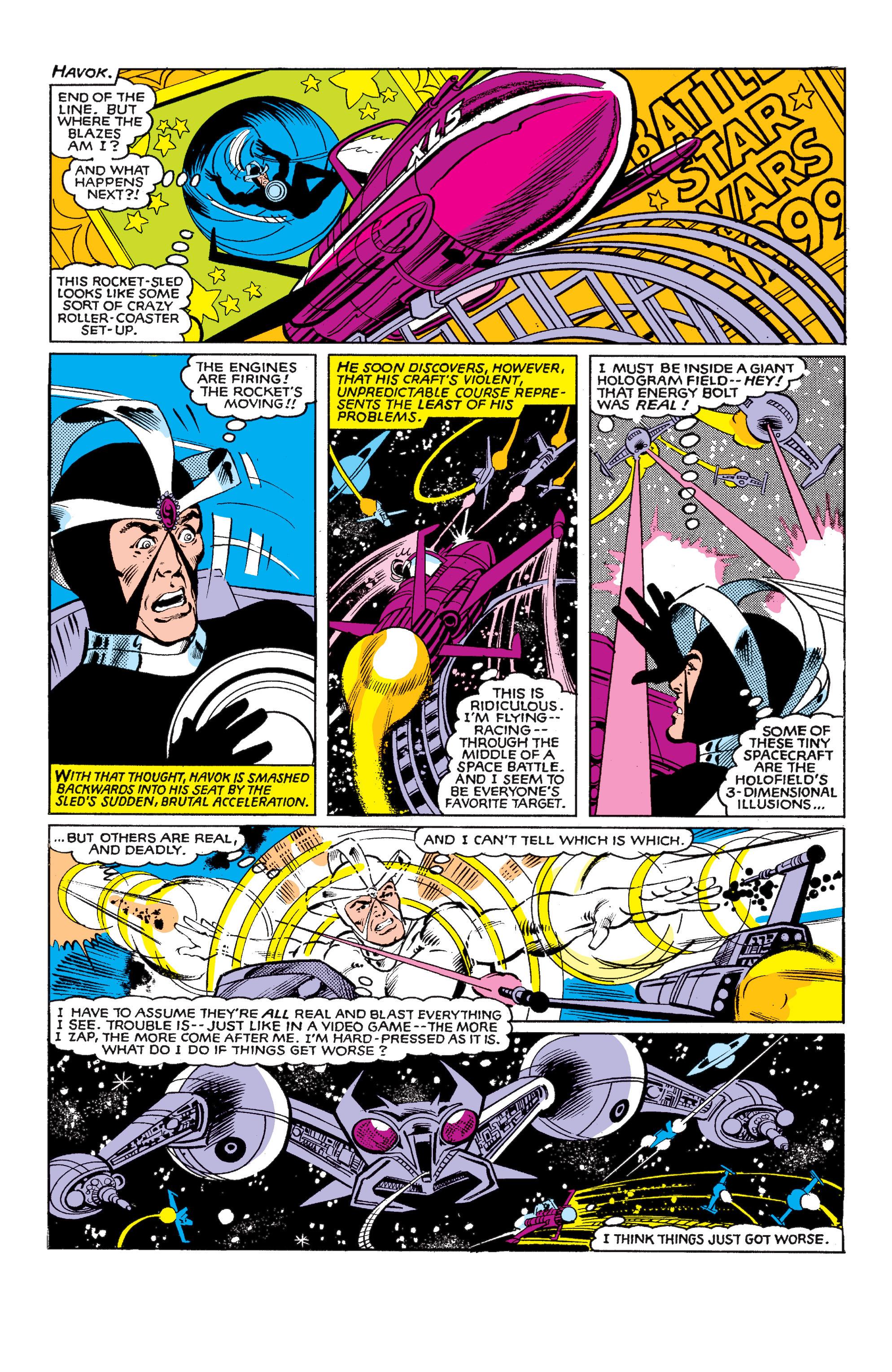 Read online Uncanny X-Men (1963) comic -  Issue #146 - 12