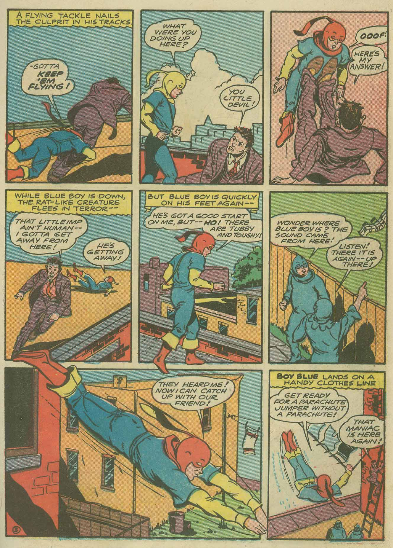 Read online Sensation (Mystery) Comics comic -  Issue #9 - 51