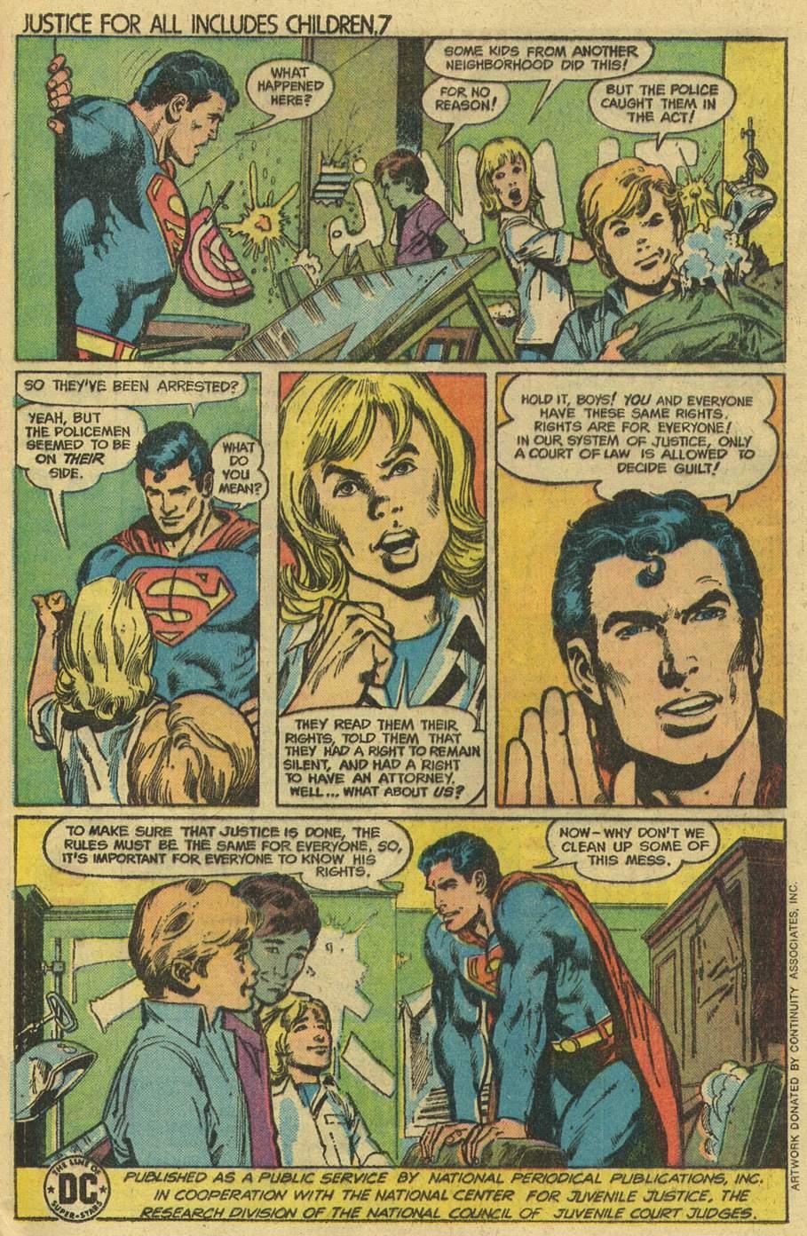 Read online Adventure Comics (1938) comic -  Issue #448 - 32