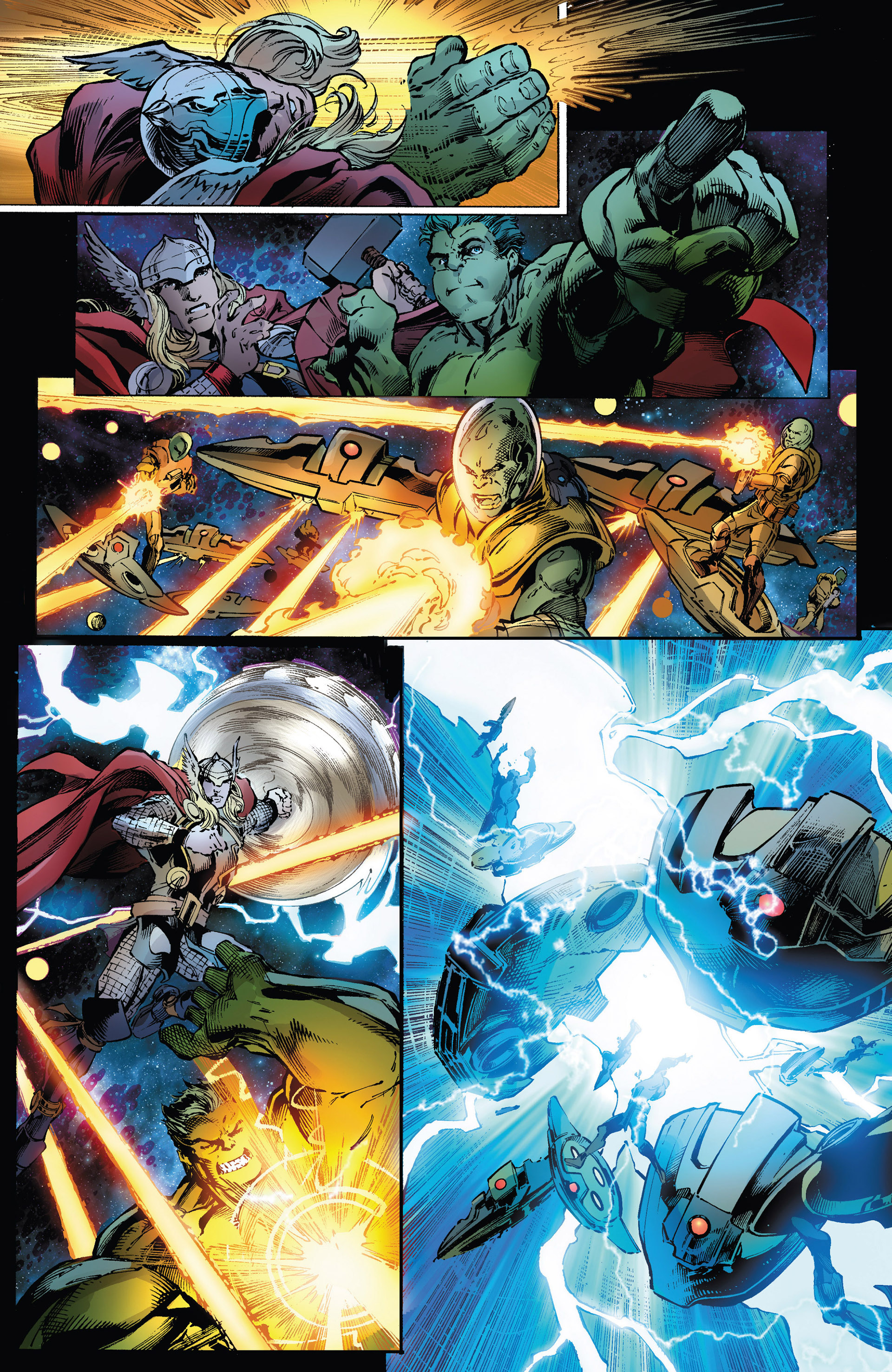 Avengers Assemble (2012) 7 Page 7