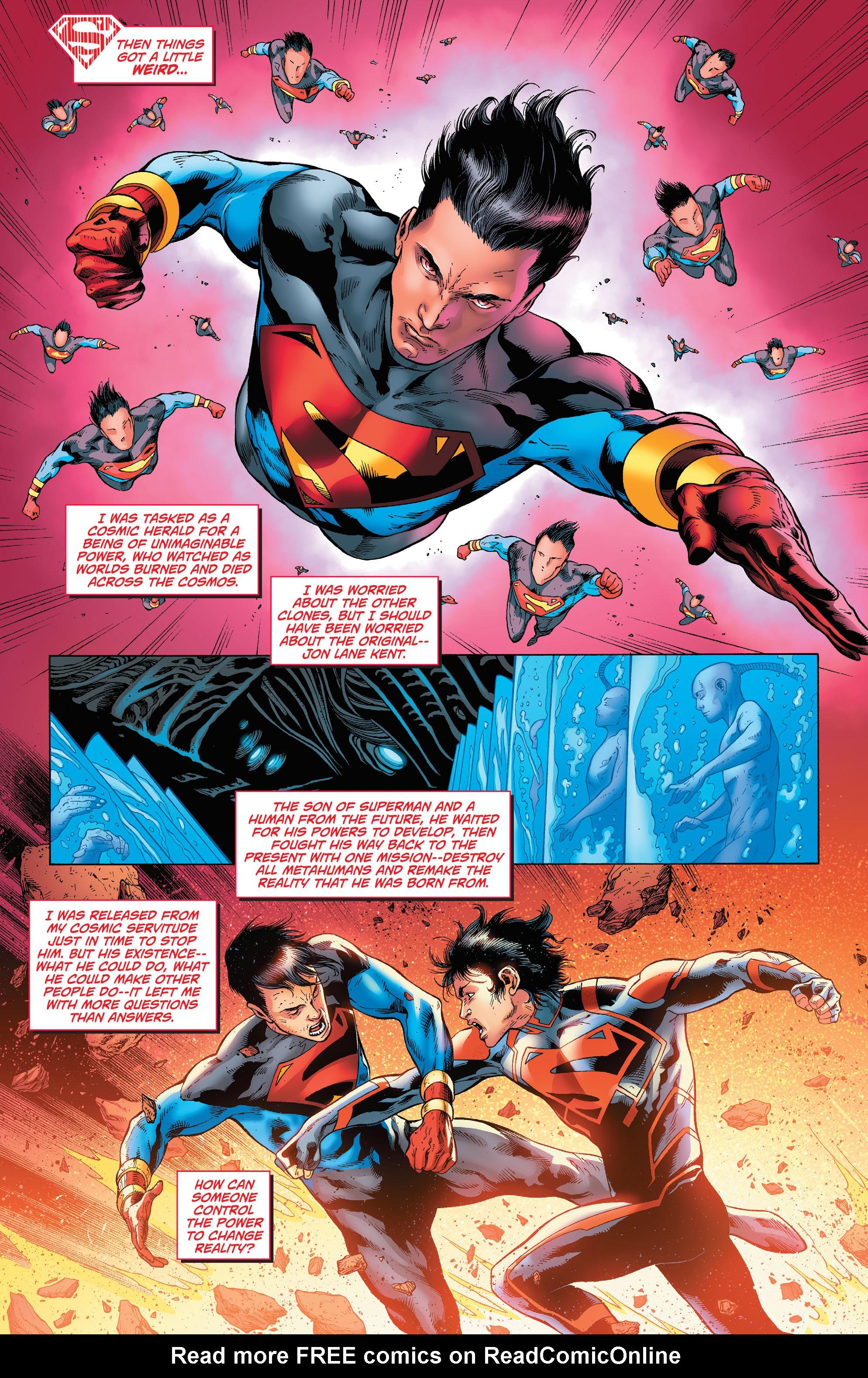 Read online Secret Origins (2014) comic -  Issue #7 - 33