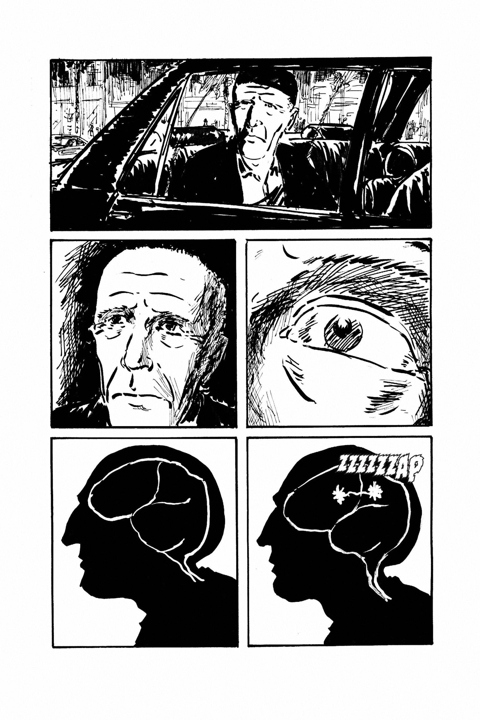 Read online Tumor comic -  Issue # TPB - 178