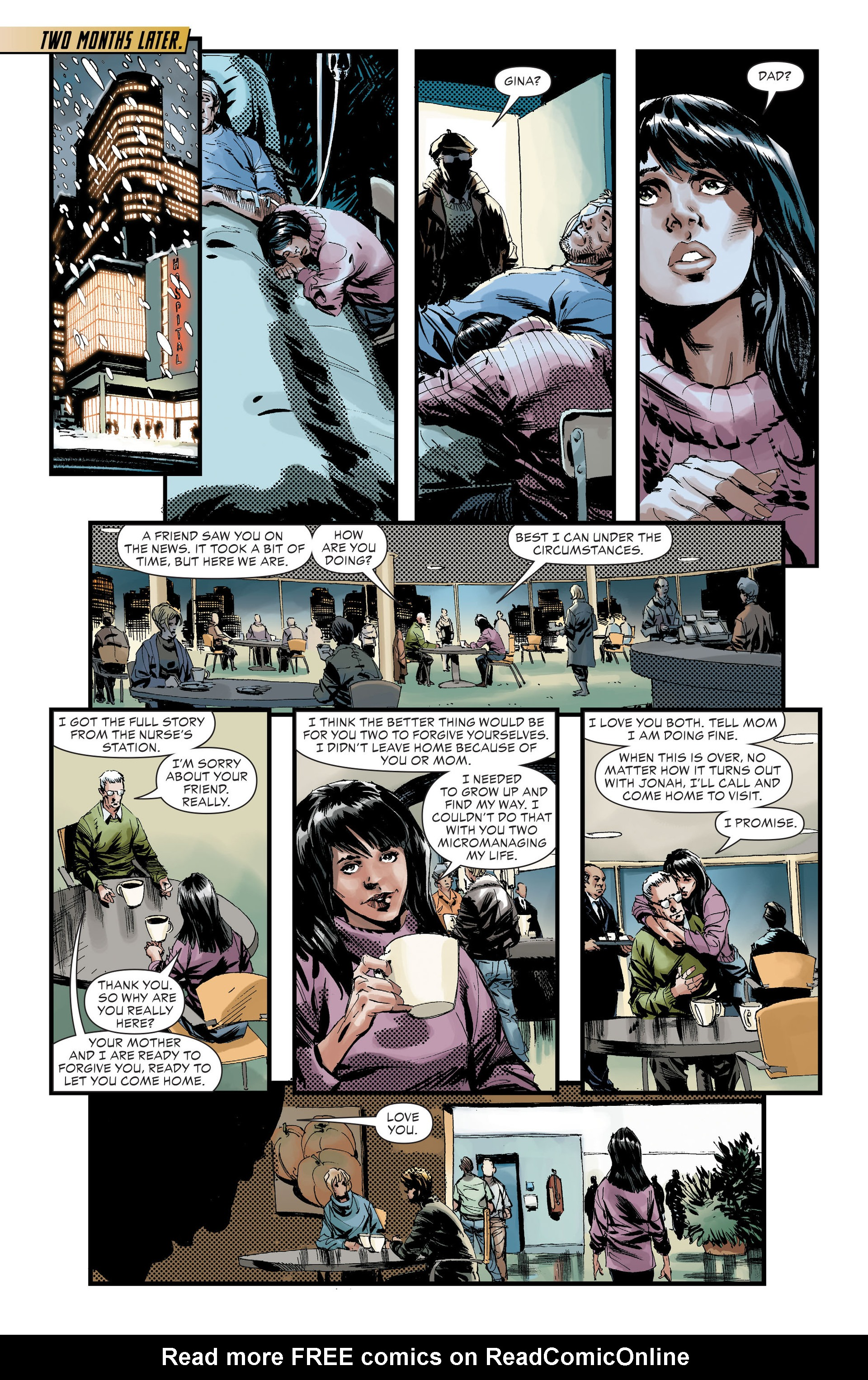 Read online All-Star Western (2011) comic -  Issue #28 - 5