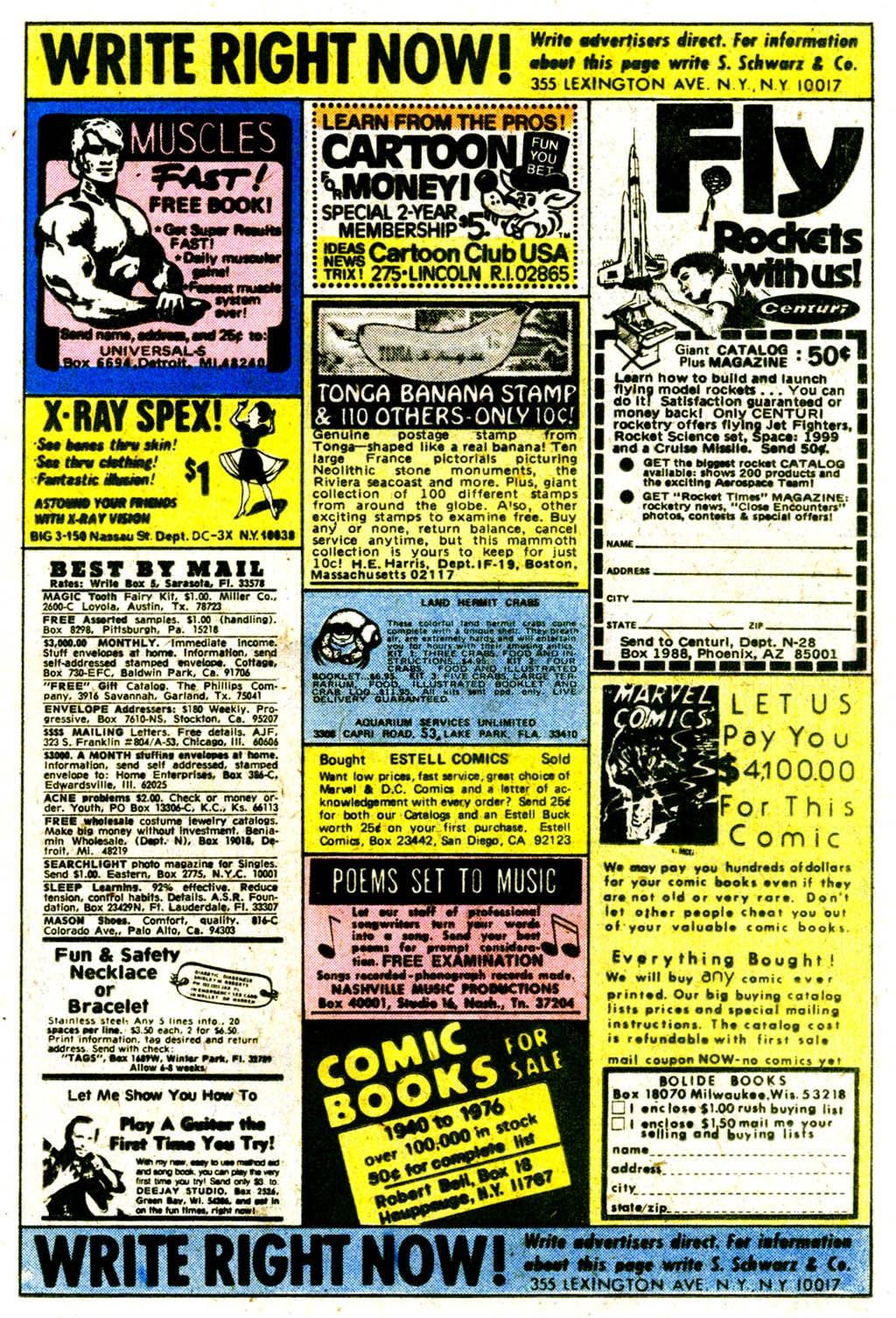 Read online Sgt. Rock comic -  Issue #316 - 23