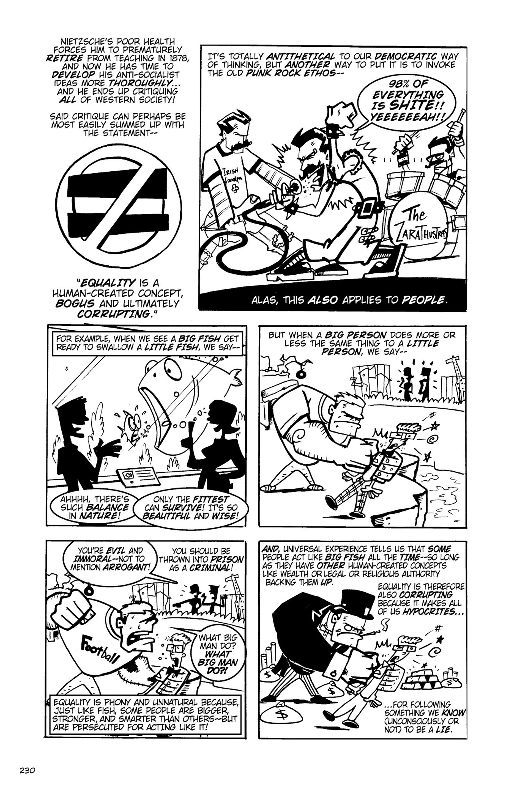Read online Action Philosophers! comic -  Issue #Action Philosophers! TPB (Part 2) - 58