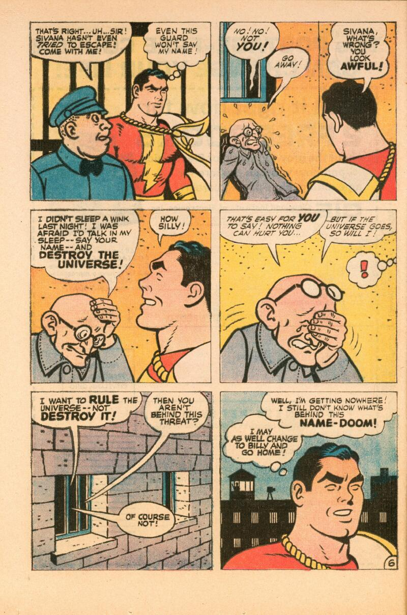 Read online Shazam! (1973) comic -  Issue #7 - 15