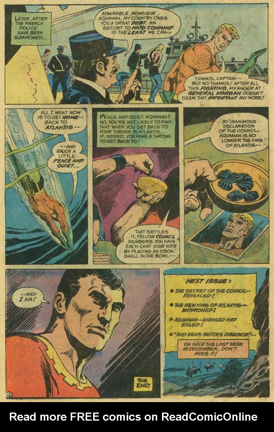 Read online Adventure Comics (1938) comic -  Issue #443 - 25