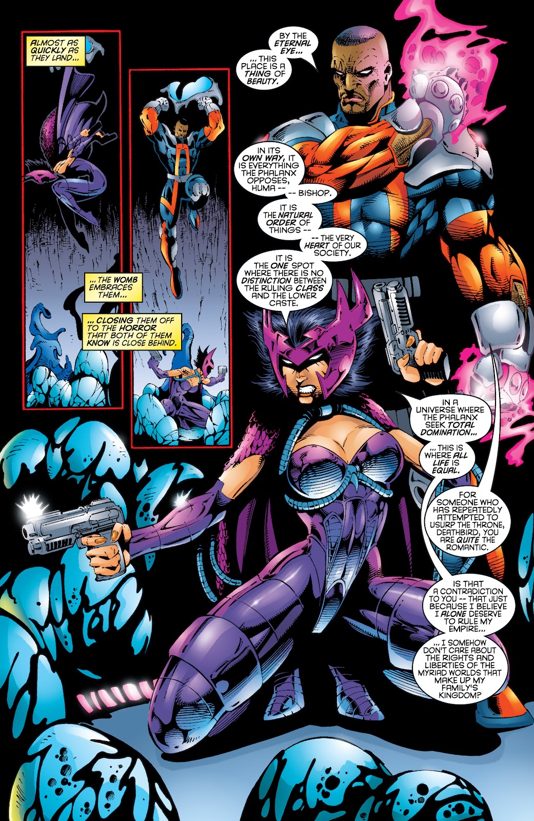 Uncanny X-Men (1963) issue 344 - Page 10