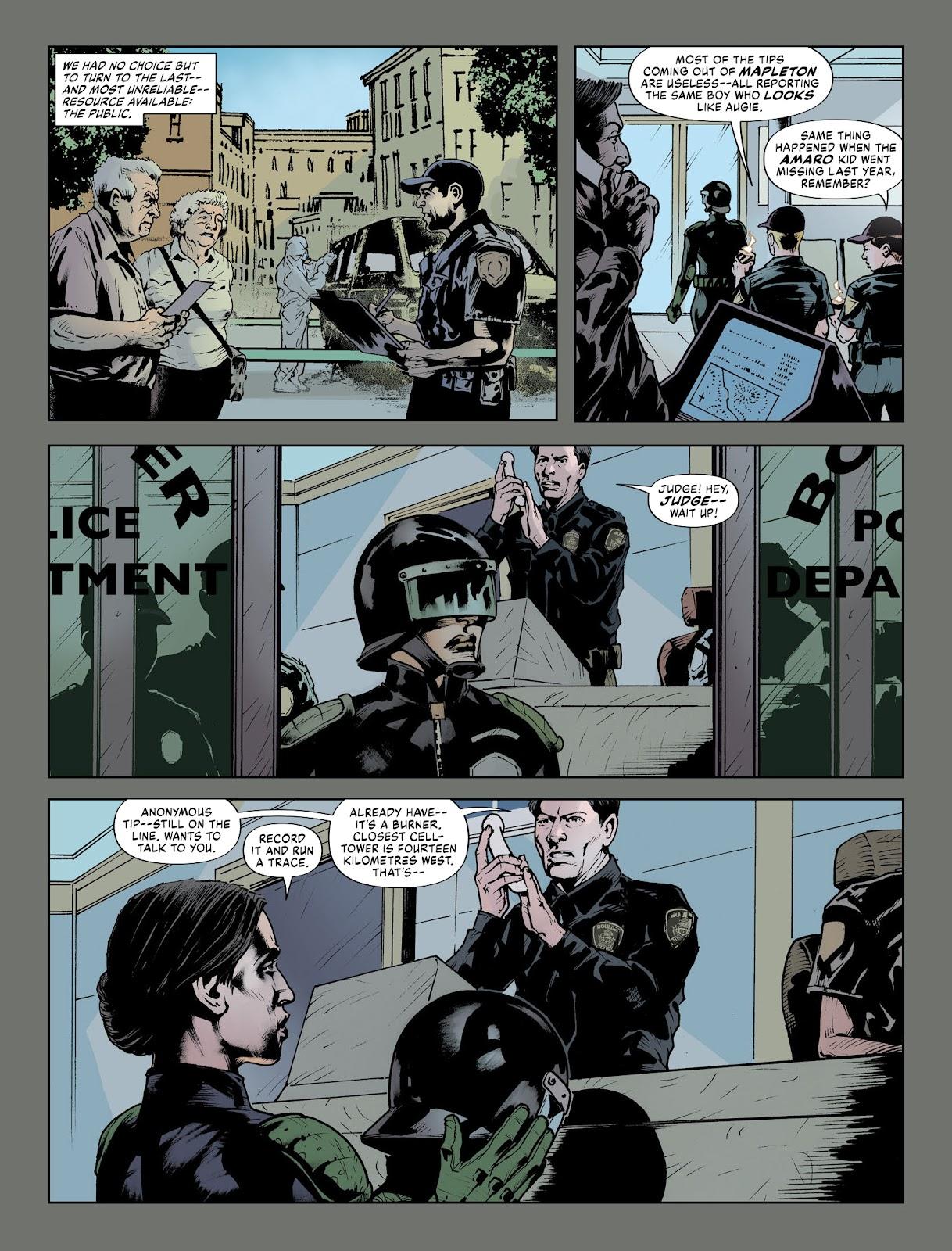 Judge Dredd Megazine (Vol. 5) issue 427 - Page 33