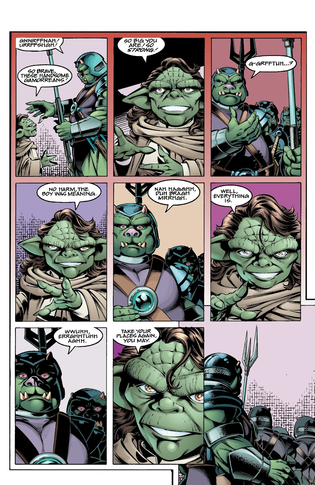 Read online Star Wars Legends Epic Collection: The Menace Revealed comic -  Issue # TPB (Part 3) - 95