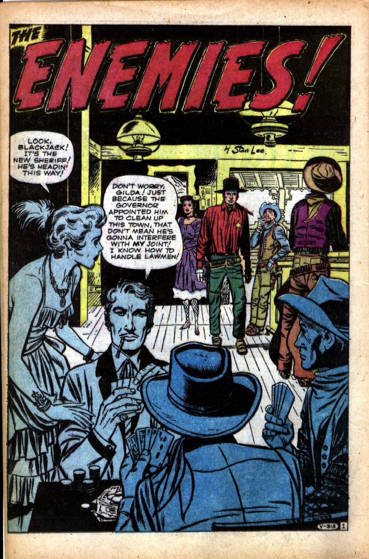 Gunsmoke Western issue 66 - Page 12