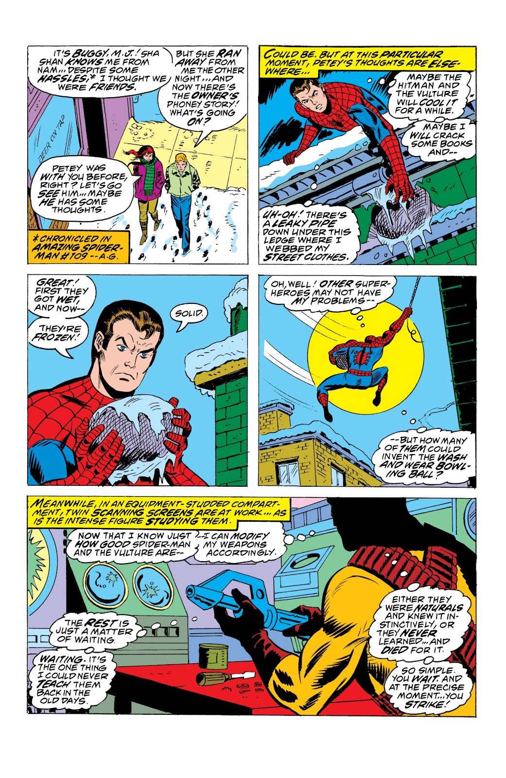 Read online Marvel Masterworks: The Spectacular Spider-Man comic -  Issue # TPB (Part 1) - 87