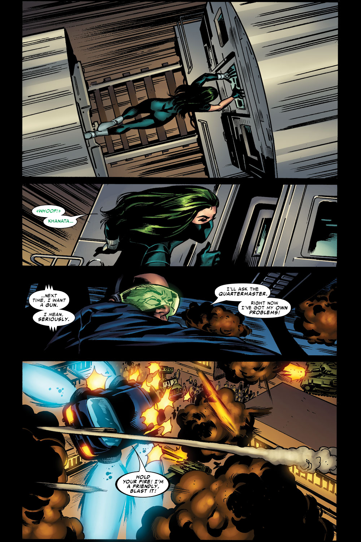 Read online Amazing Fantasy (2004) comic -  Issue #12 - 12