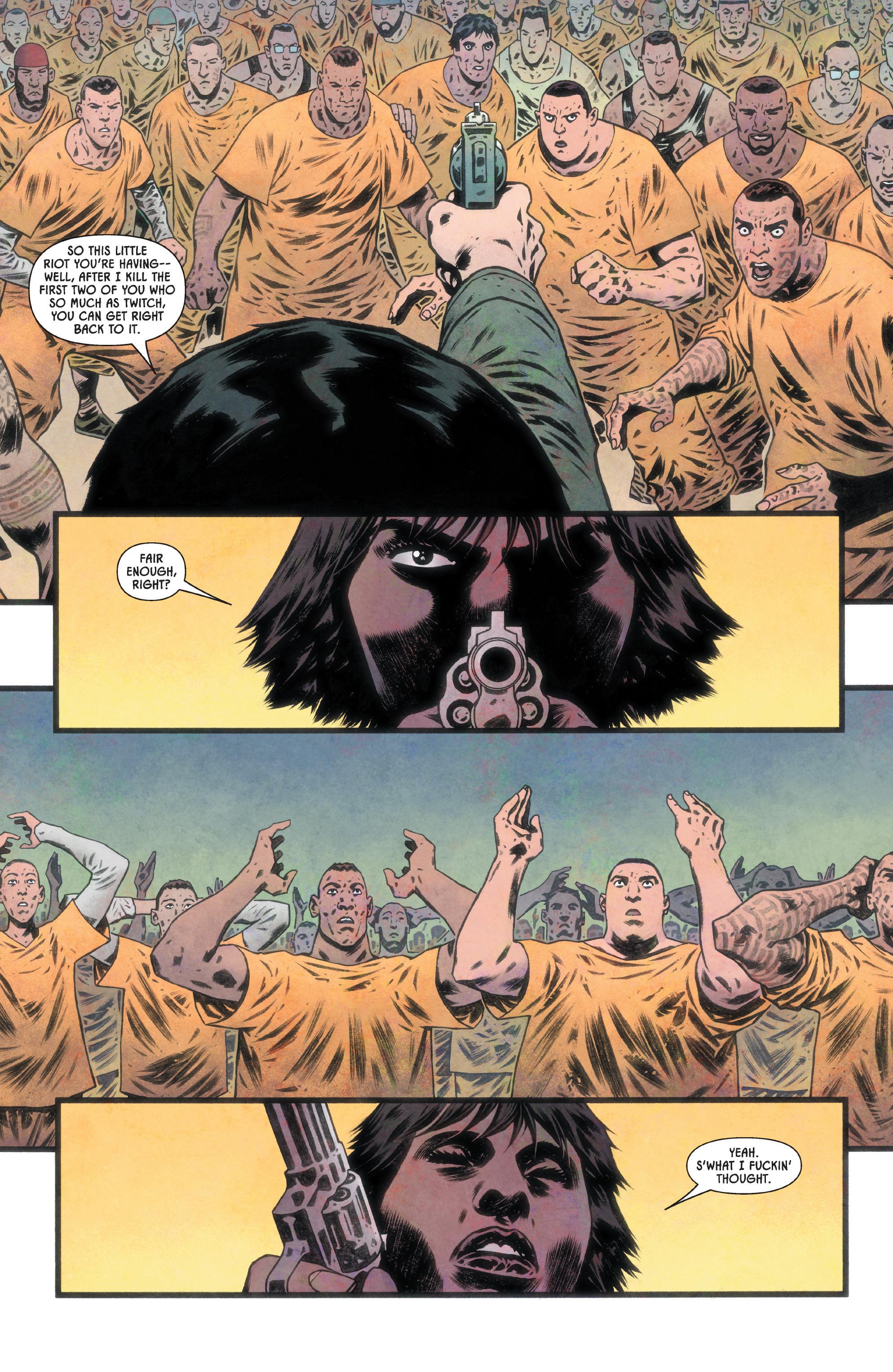 Read online Dead Inside comic -  Issue #5 - 20