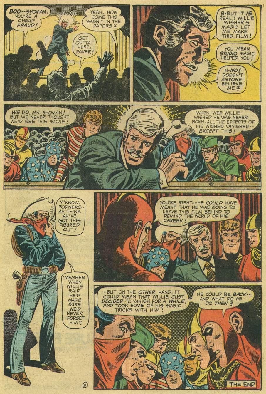 Read online Adventure Comics (1938) comic -  Issue #443 - 33