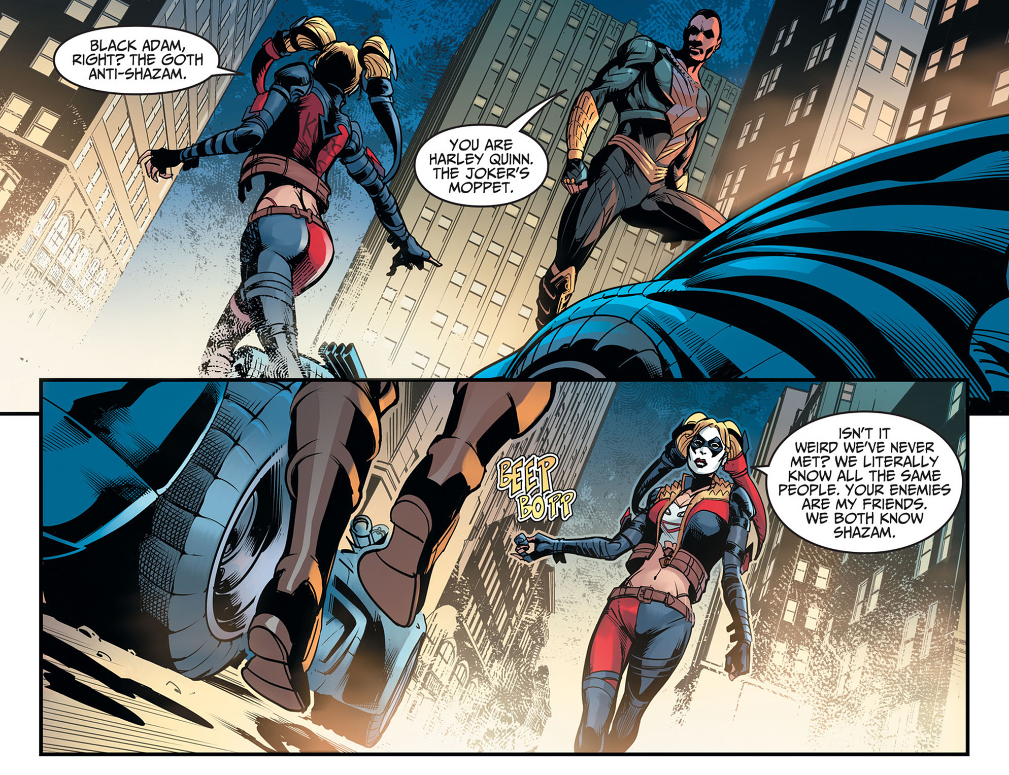 Read online Injustice: Ground Zero comic -  Issue #11 - 6