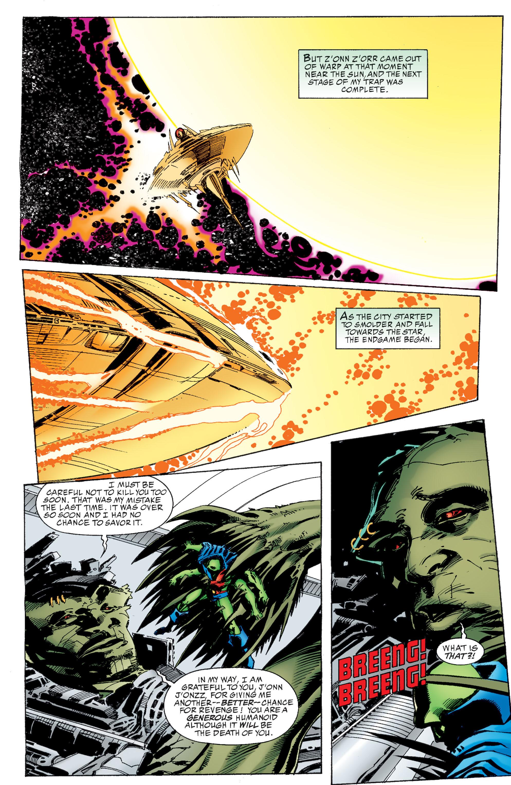 Read online Martian Manhunter: Son of Mars comic -  Issue # TPB - 229