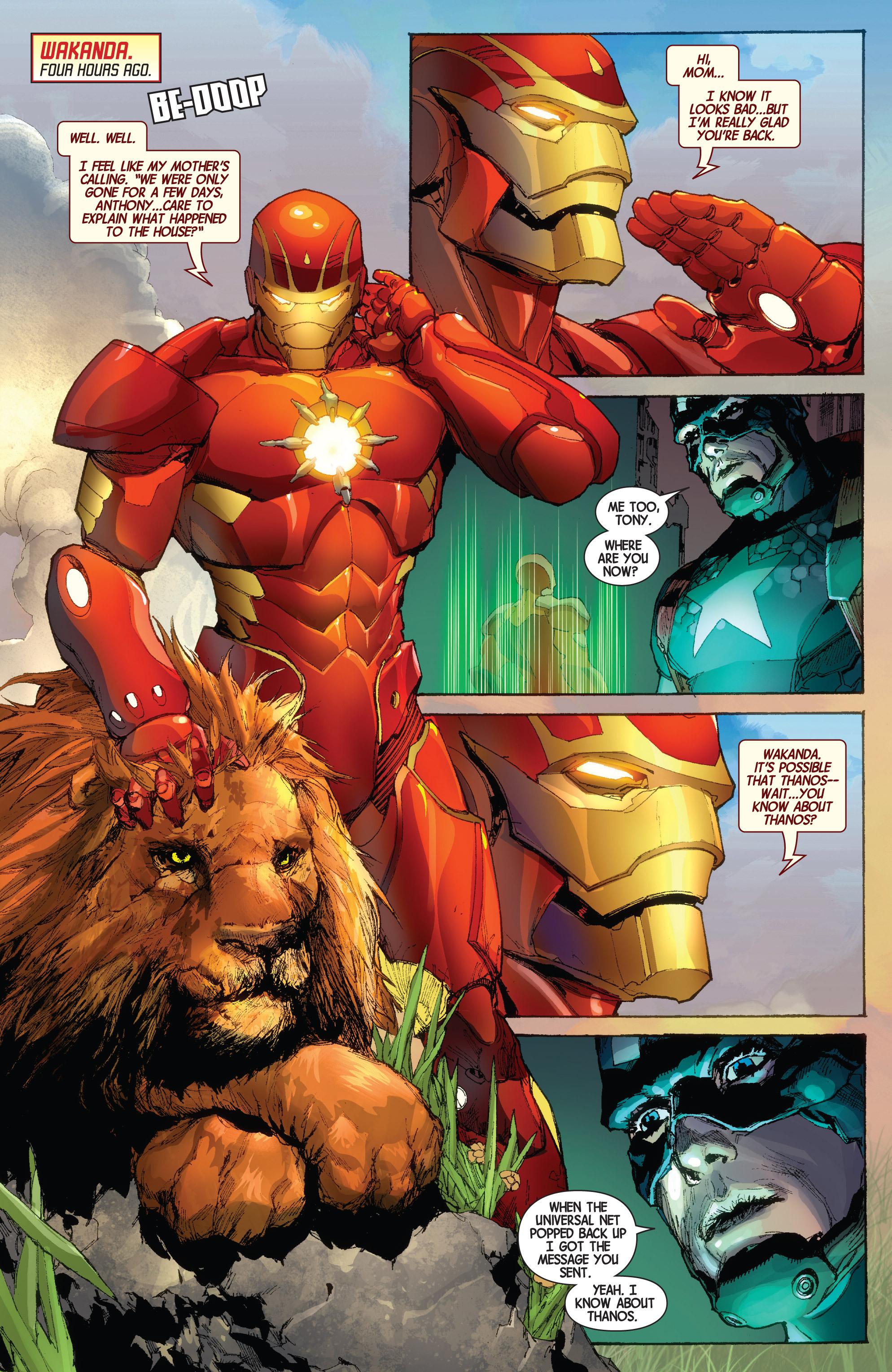 Read online Avengers (2013) comic -  Issue #Avengers (2013) _TPB 4 - 156