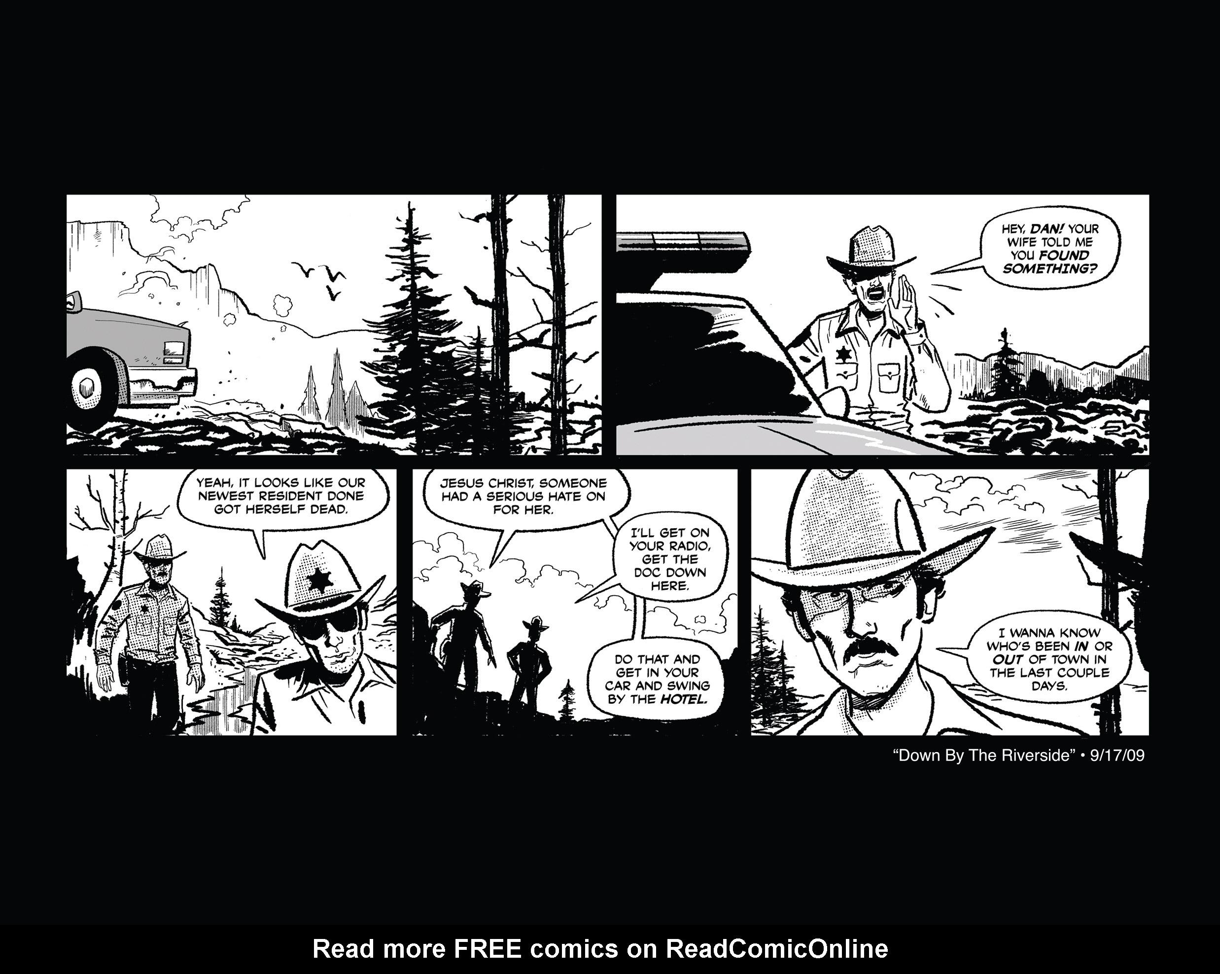 Read online She Died In Terrebonne comic -  Issue #1 - 9