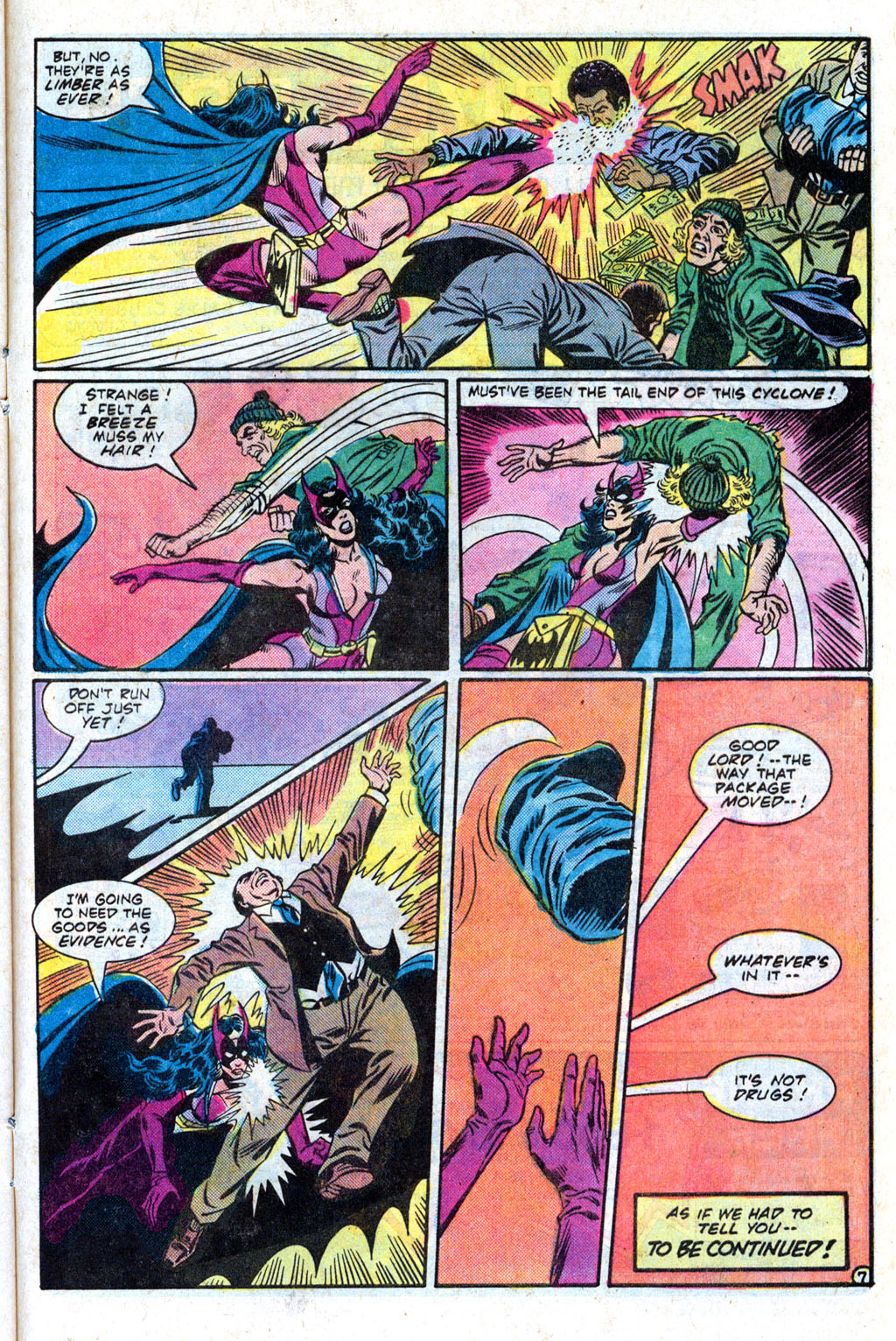 Read online Wonder Woman (1942) comic -  Issue #308 - 33