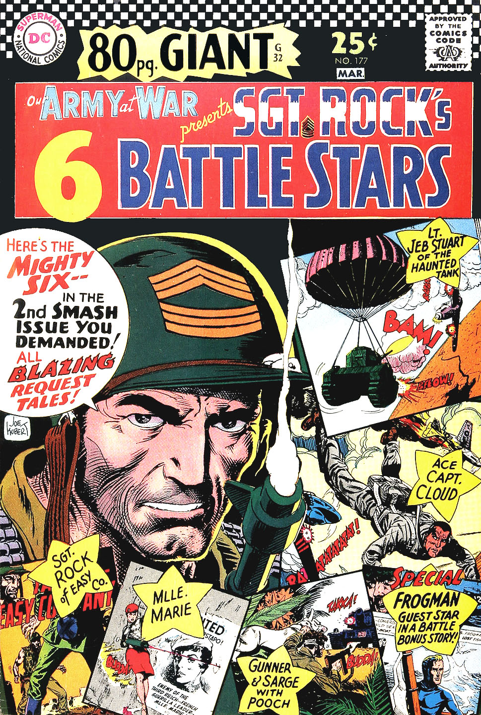 Our Army at War (1952) issue 177 - Page 1