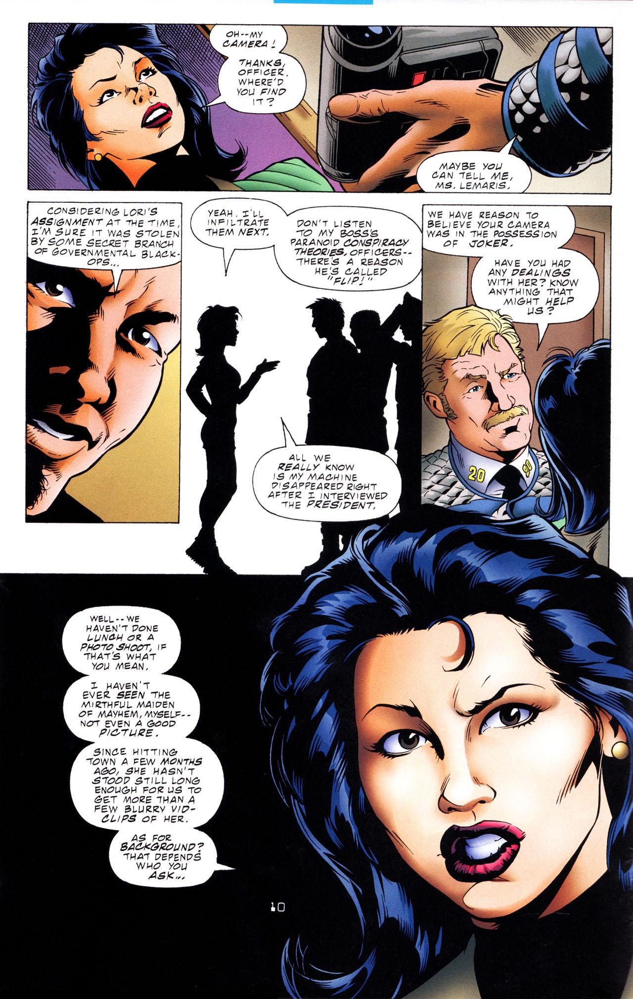 Read online Tangent Comics/ The Joker comic -  Issue # Full - 11