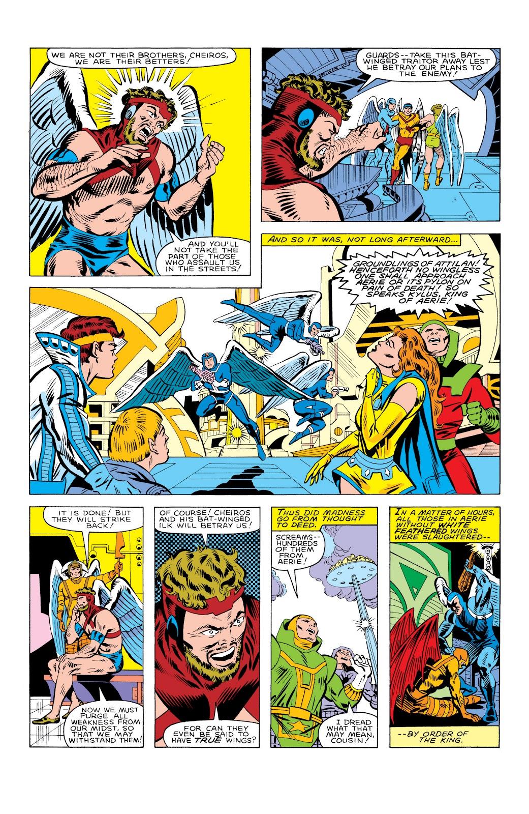 Read online Marvel Masterworks: The Inhumans comic -  Issue # TPB 2 (Part 3) - 100