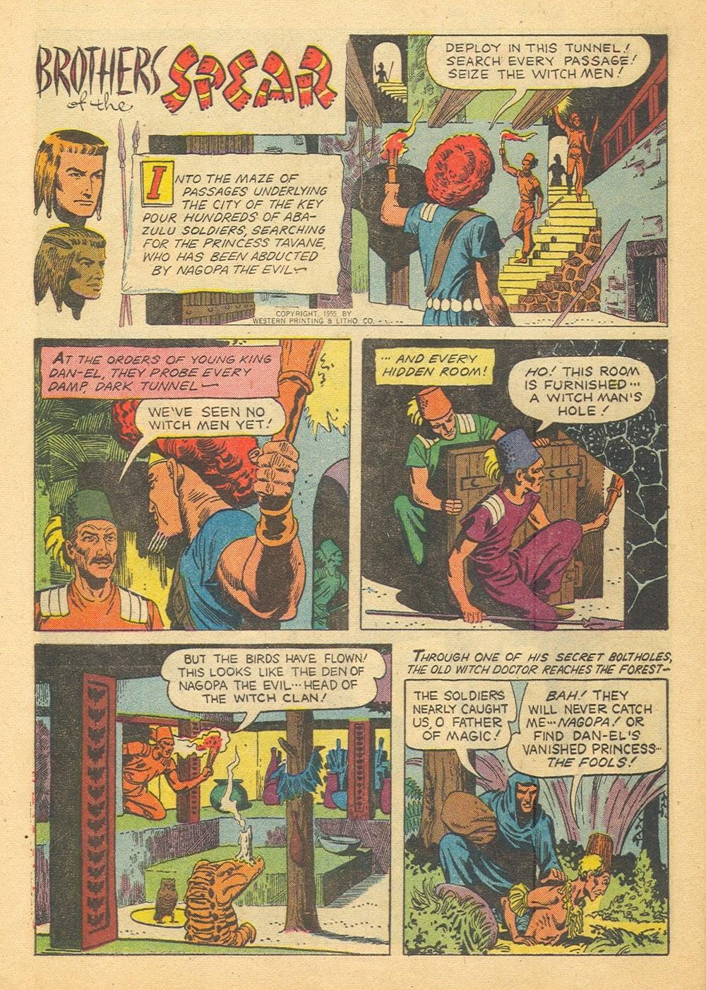 Tarzan (1948) issue 70 - Page 28