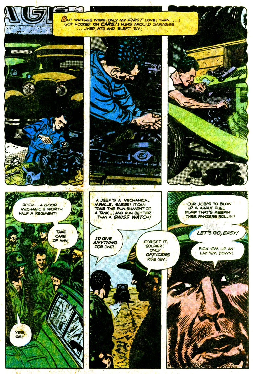 Read online Sgt. Rock comic -  Issue #313 - 8