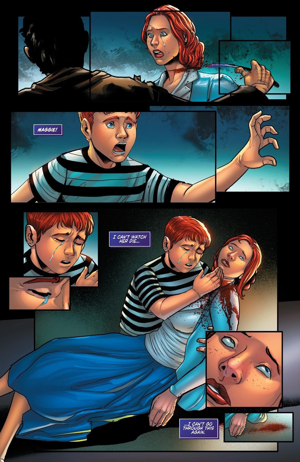 Read online Zodiac comic -  Issue #1 - 19