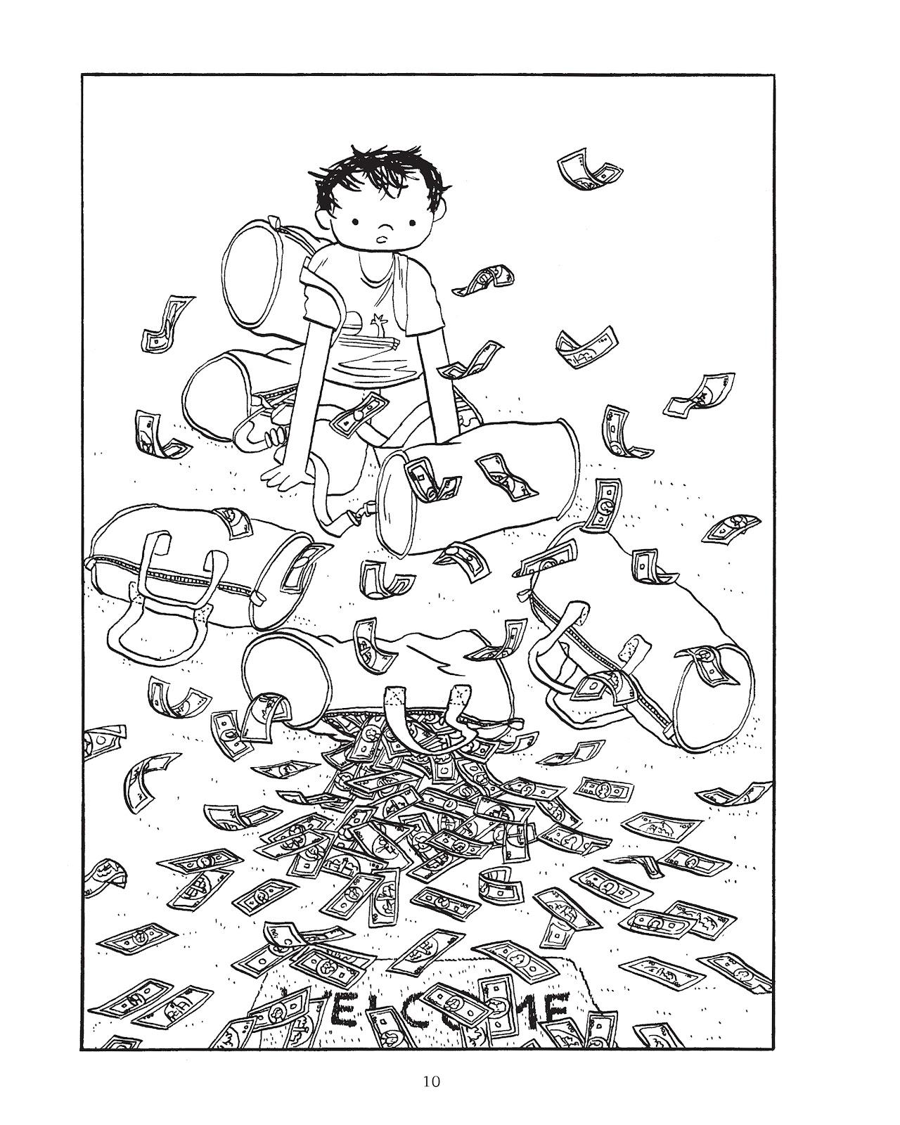 Read online Bastard comic -  Issue # TPB (Part 1) - 13