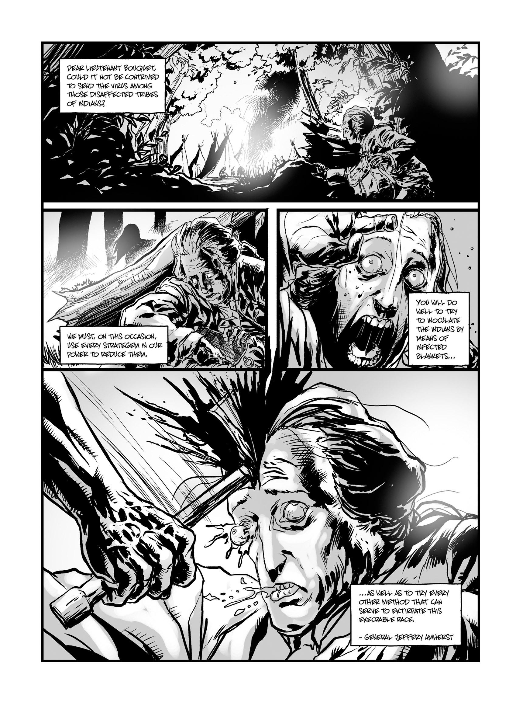 Read online FUBAR comic -  Issue #3 - 33