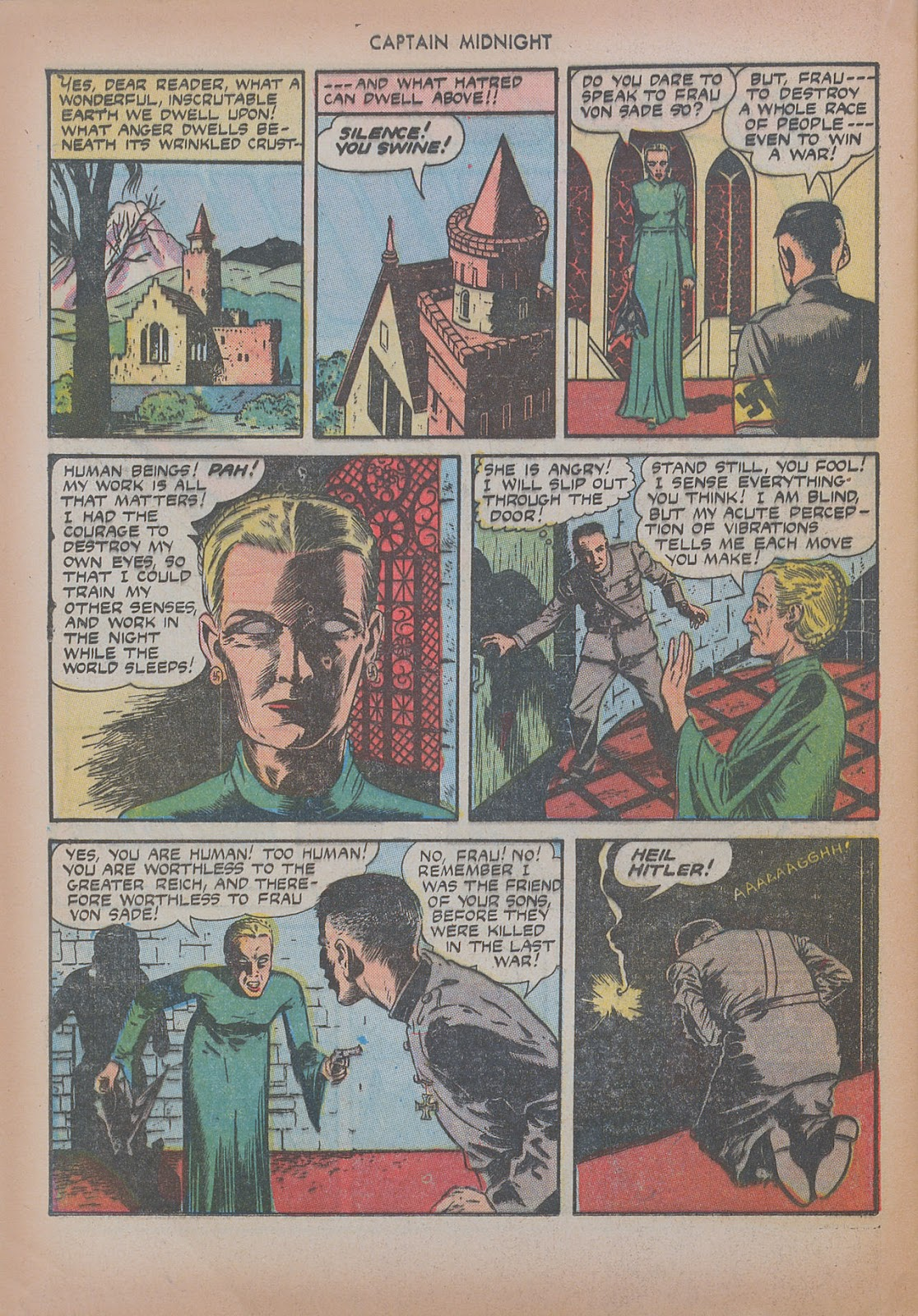 Captain Midnight (1942) issue 20 - Page 40