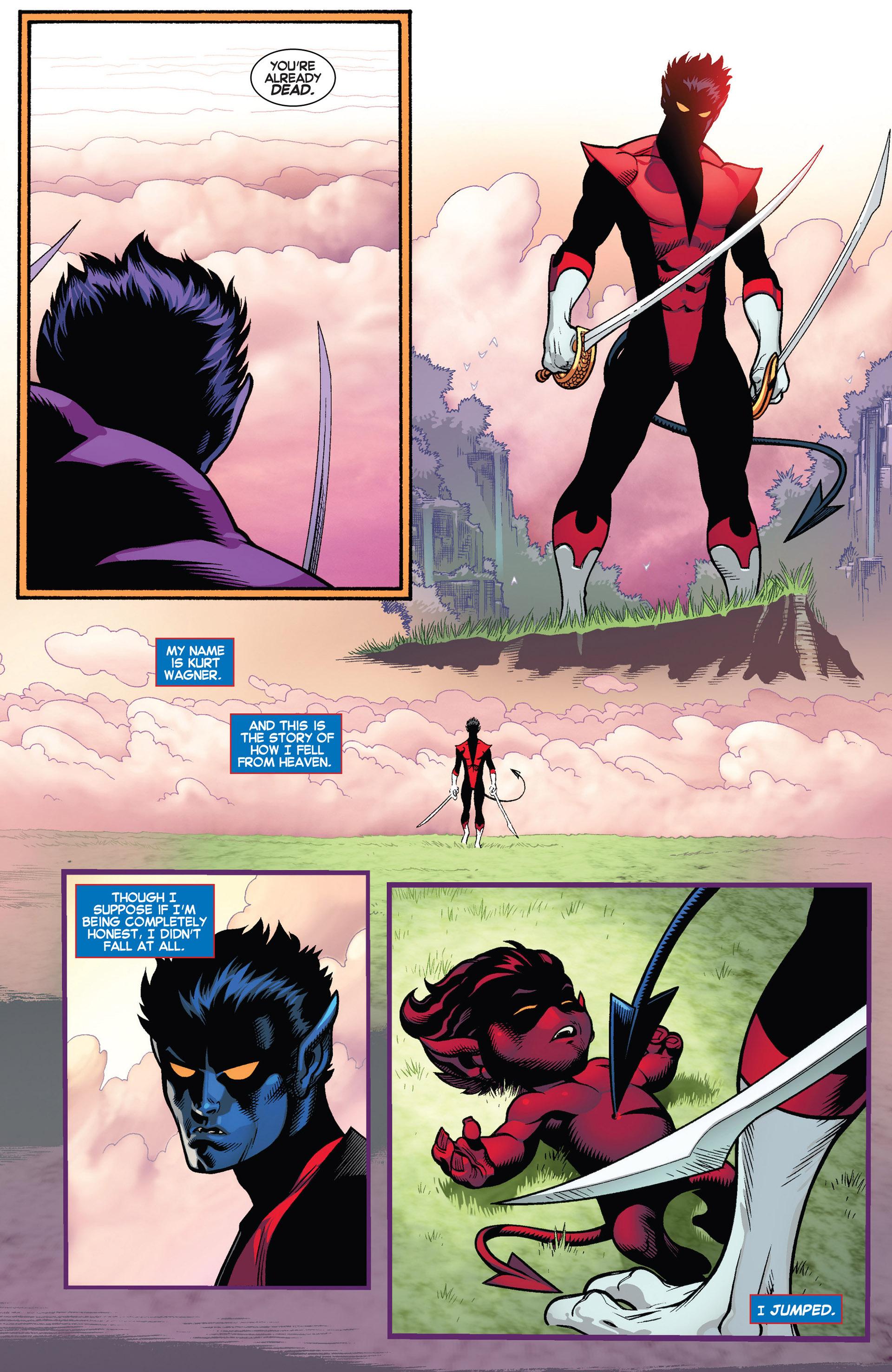 Read online Amazing X-Men (2014) comic -  Issue #1 - 13