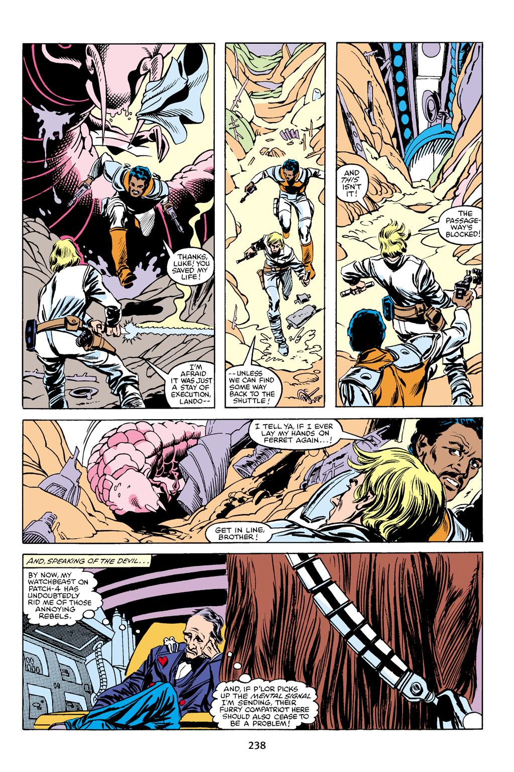 Read online Star Wars Omnibus comic -  Issue # Vol. 16 - 235