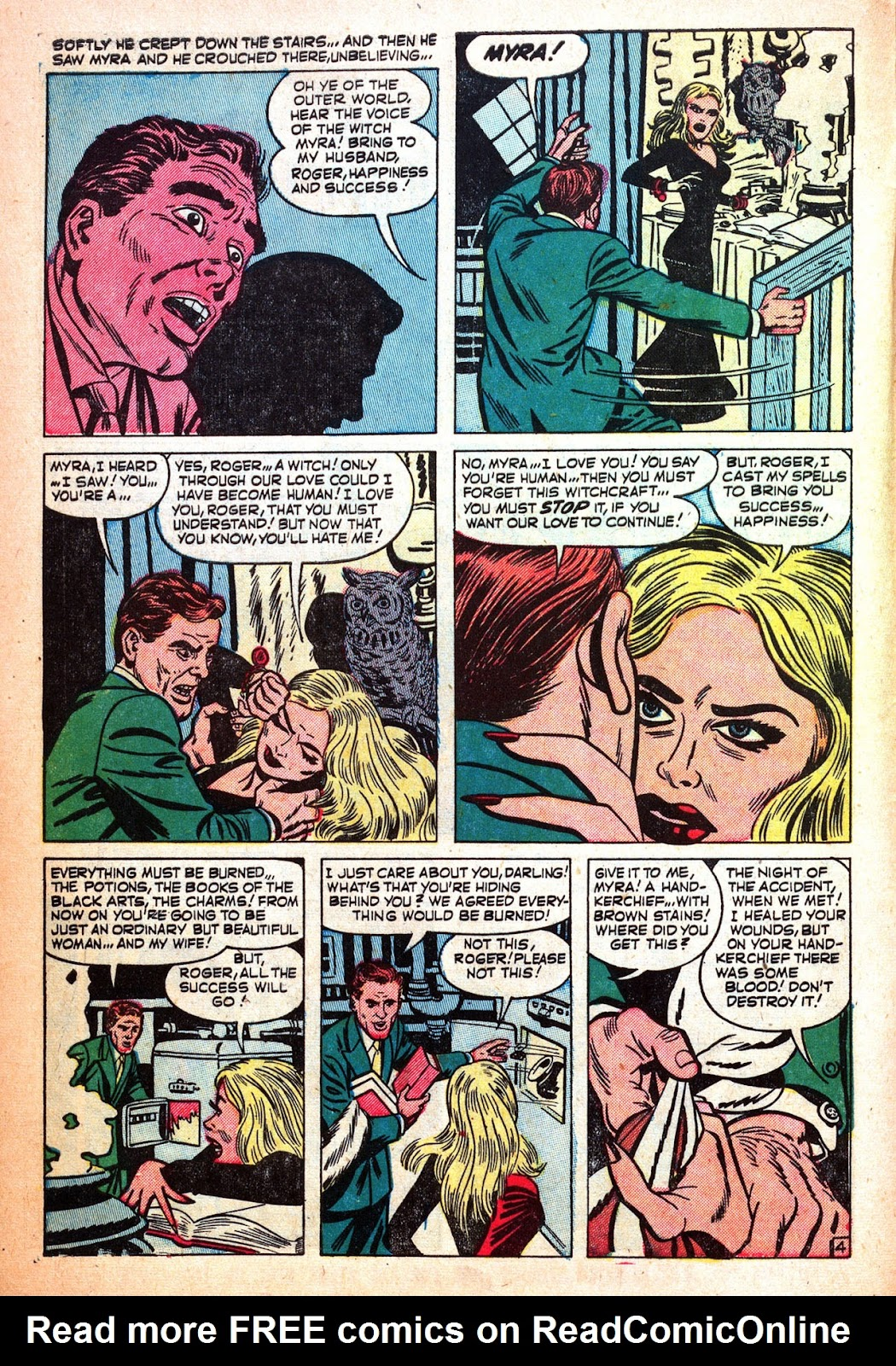 Mystic (1951) issue 32 - Page 6