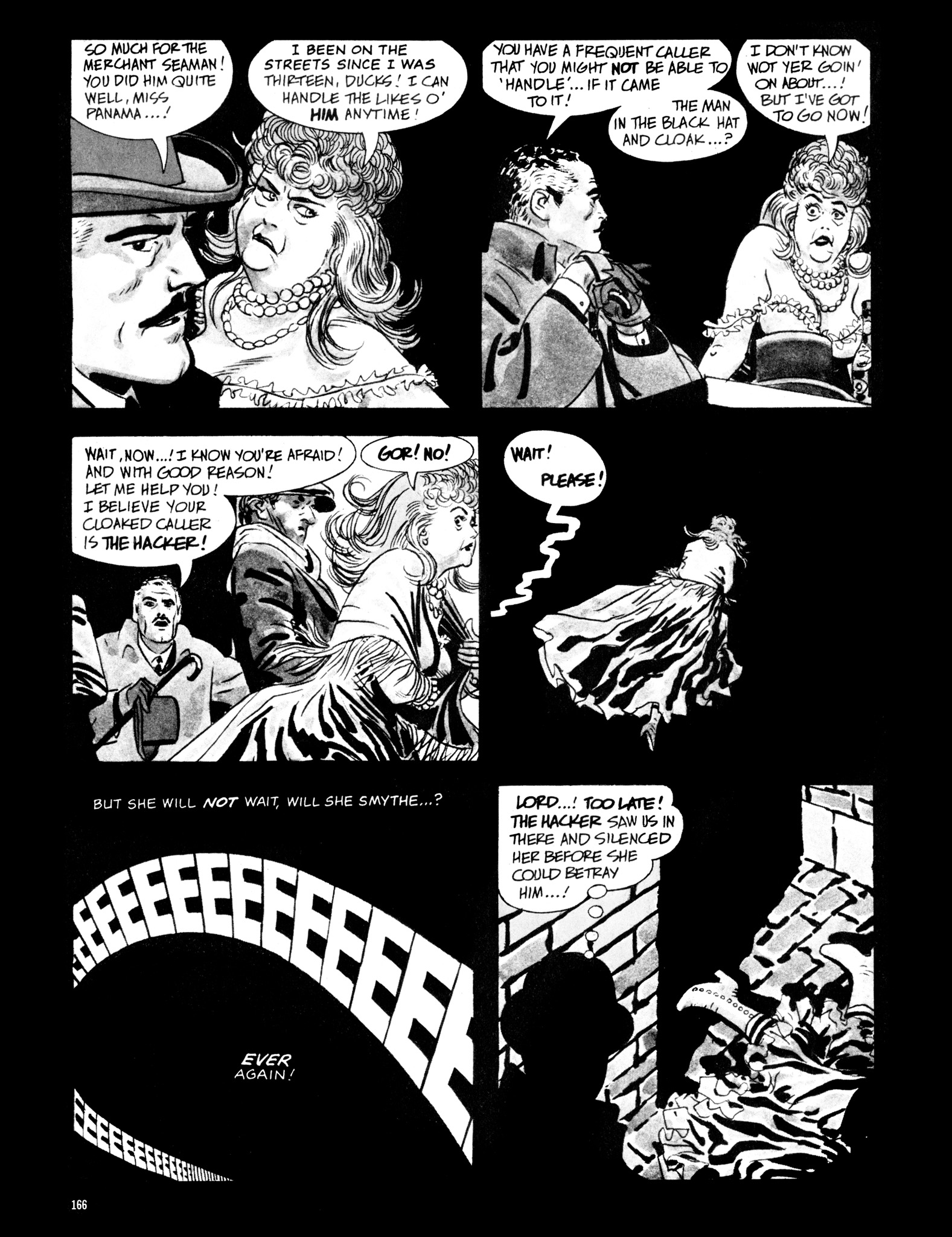 Read online Eerie Archives comic -  Issue # TPB 14 - 167