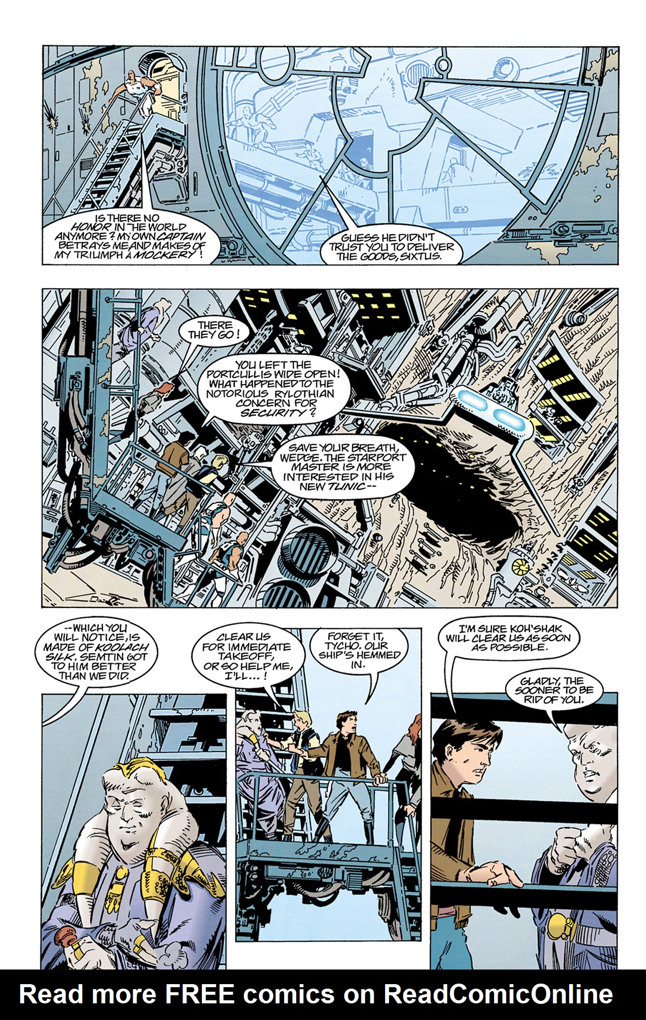 Read online Star Wars Omnibus comic -  Issue # Vol. 2 - 92
