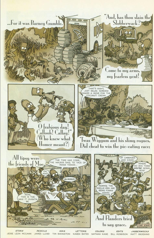 Read online Simpsons Comics comic -  Issue #42 - 27