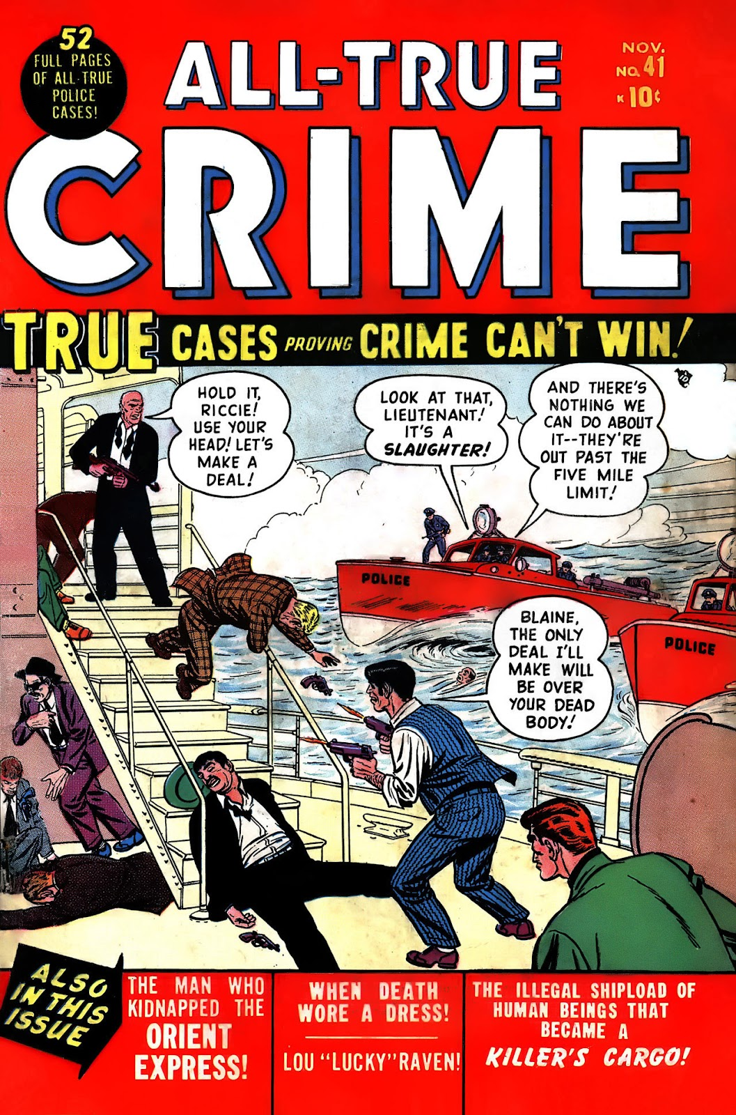 All-True Crime issue 41 - Page 1