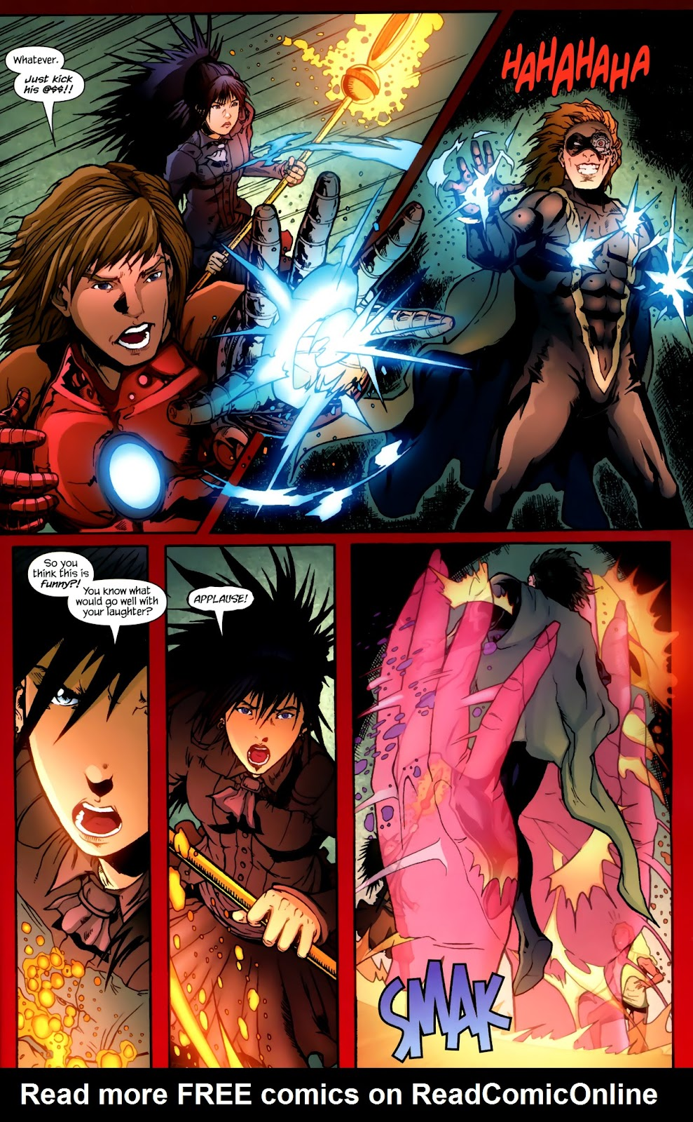 Read online What If? Secret Wars comic -  Issue # Full - 36