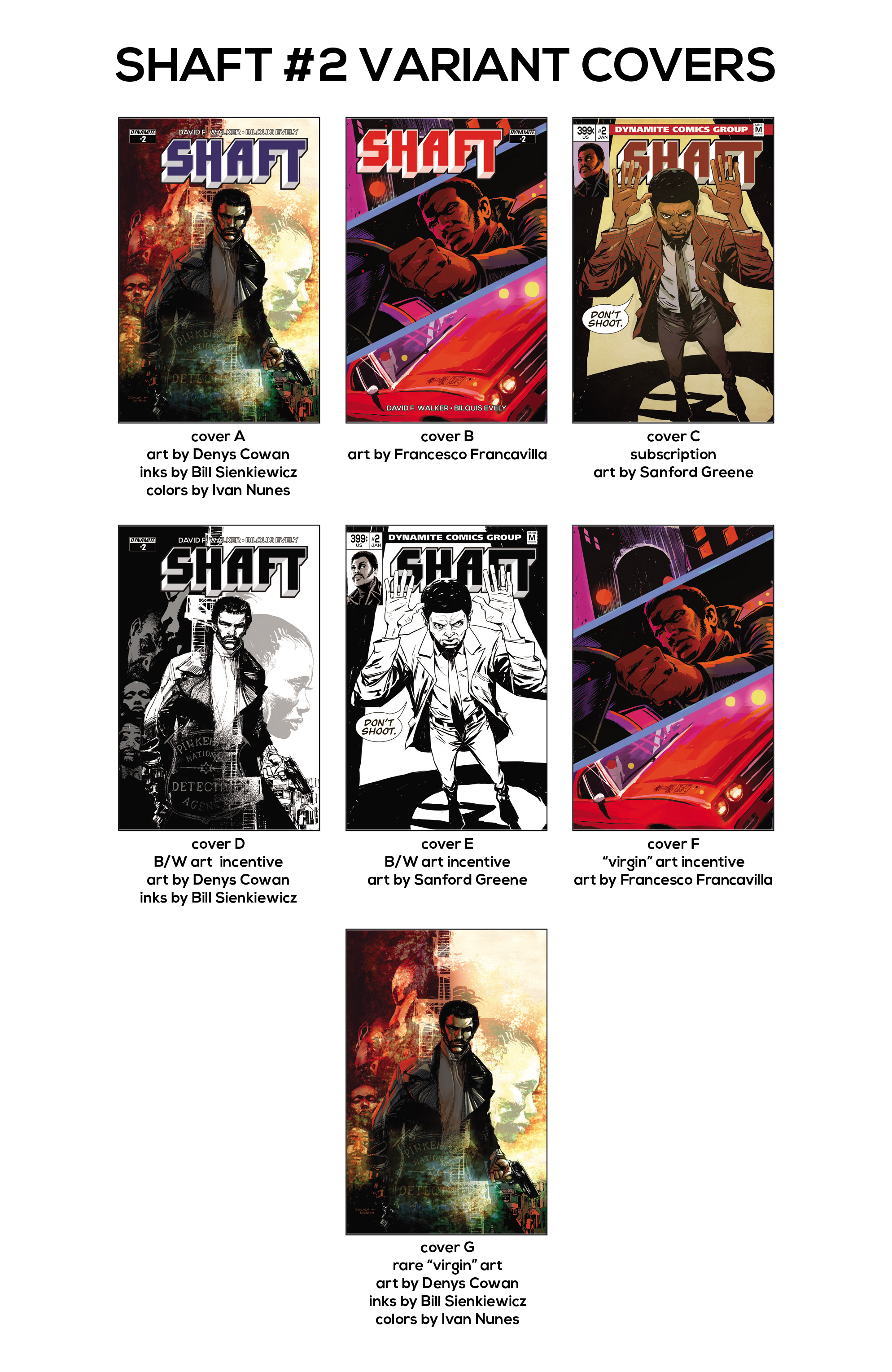 Read online Shaft comic -  Issue #2 - 27