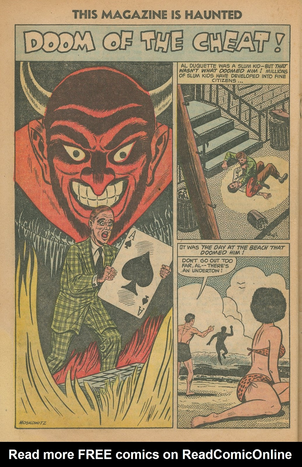 Read online This Magazine Is Haunted comic -  Issue #19 - 18
