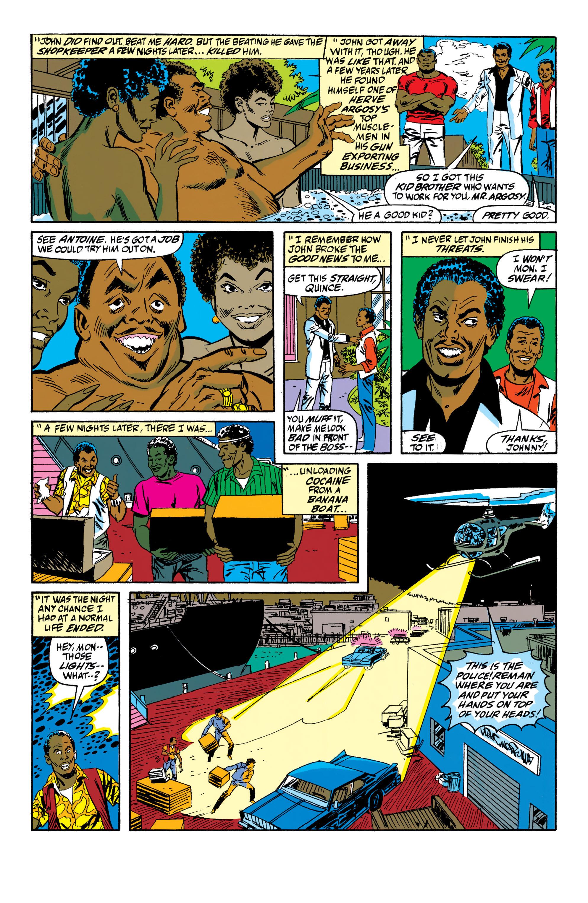 Read online Captain America (1968) comic -  Issue # _Annual 10 - 32