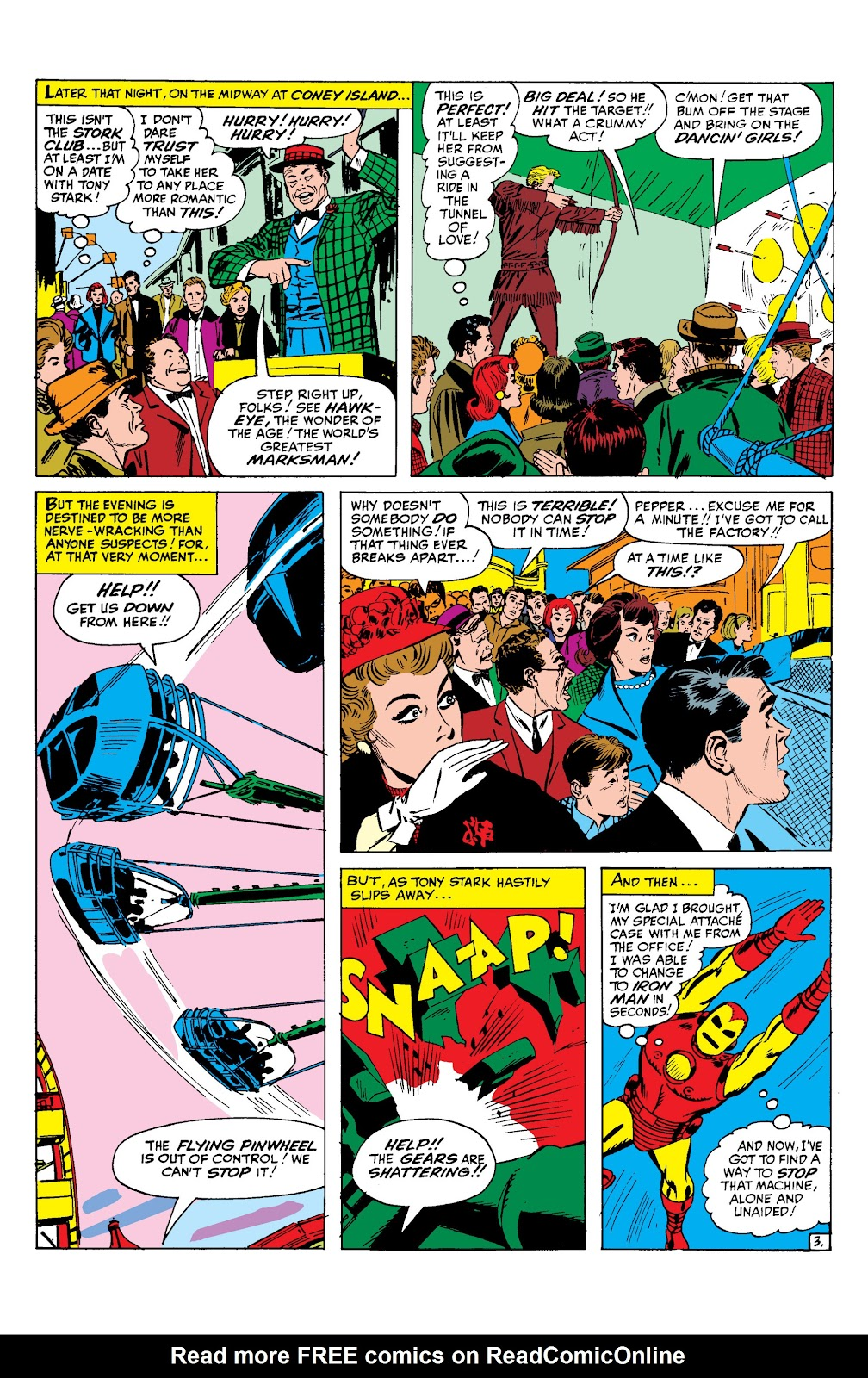 Read online Marvel Masterworks: The Invincible Iron Man comic -  Issue # TPB 2 (Part 2) - 4