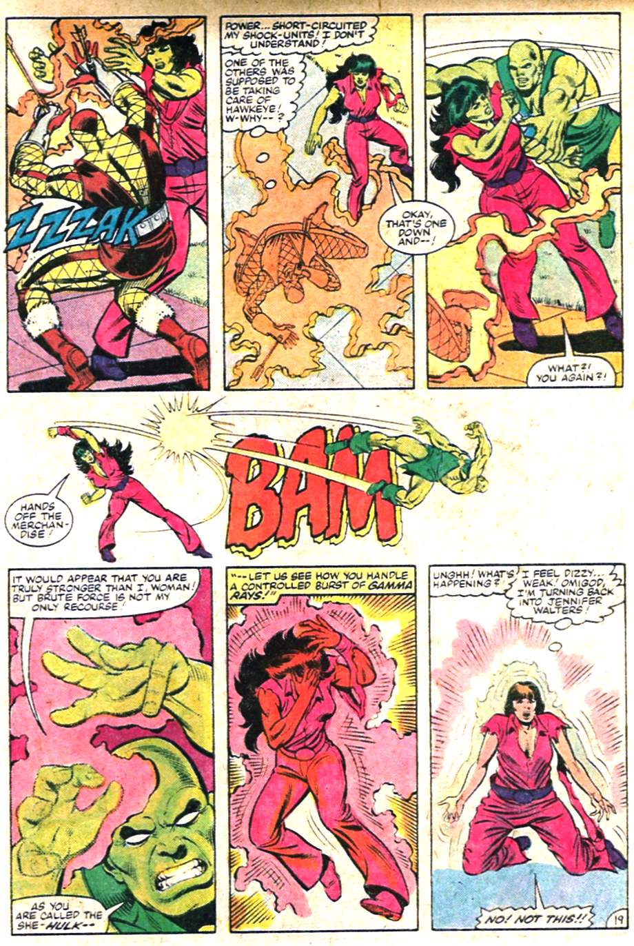 The Avengers (1963) 228 Page 19
