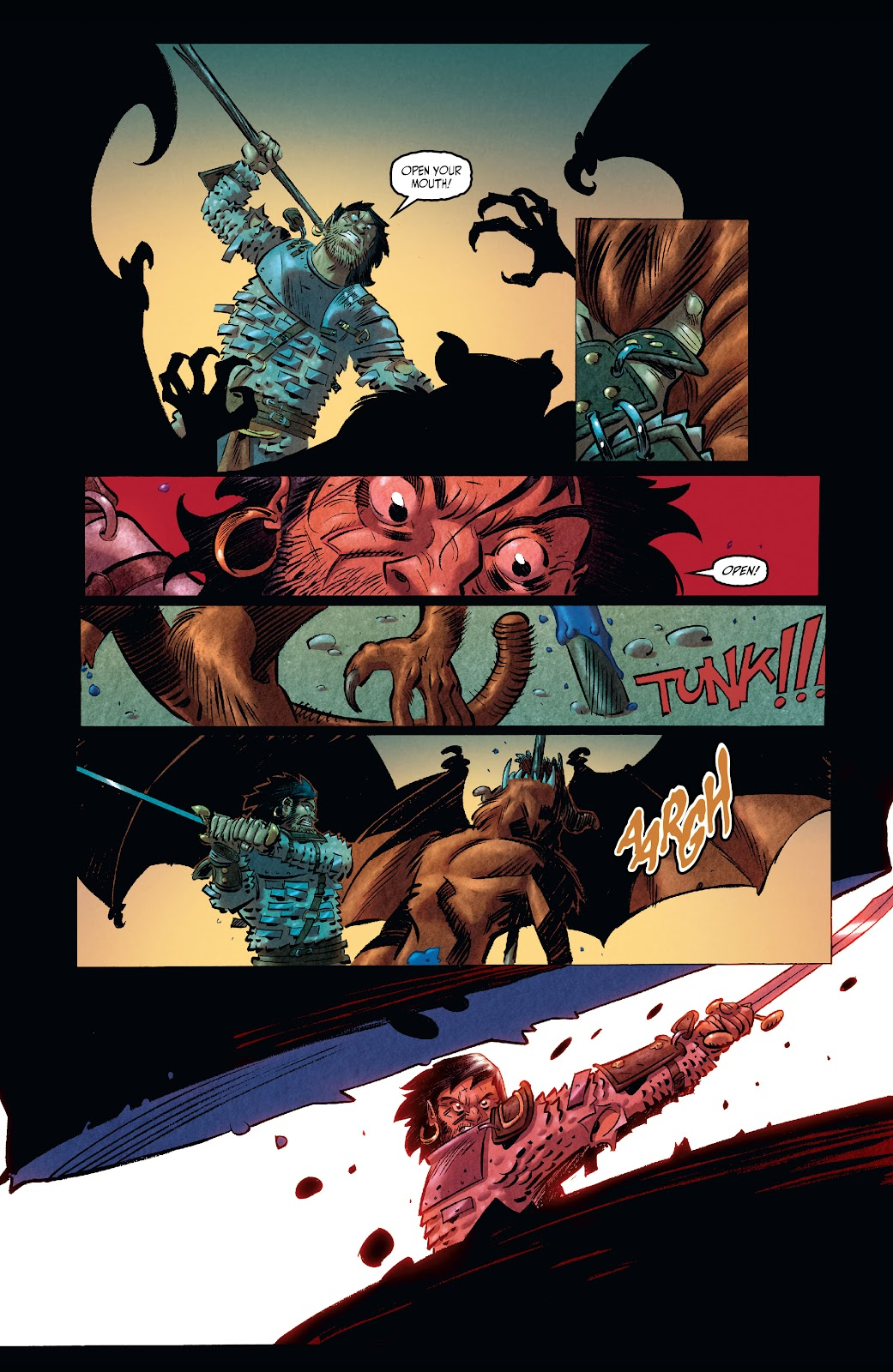 The Cimmerian: Queen of the Black Coast issue 2 - Page 21